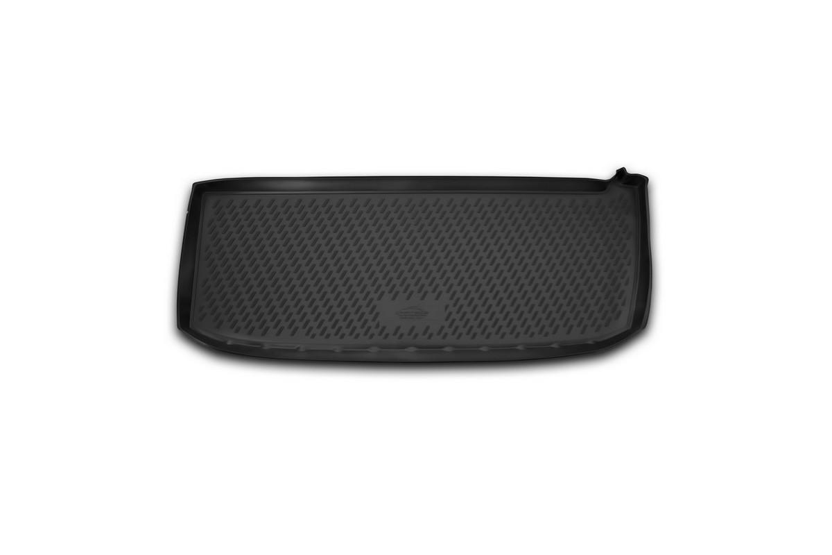 Коврик автомобильный Novline-Autofamily для Honda Pilot кроссовер 2012-, в багажник. CARHND0001021395599Автомобильный коврик Novline-Autofamily, изготовленный из полиуретана, позволит вам без особых усилий содержать в чистоте багажный отсек вашего авто и при этом перевозить в нем абсолютно любые грузы. Этот модельный коврик идеально подойдет по размерам багажнику вашего автомобиля. Такой автомобильный коврик гарантированно защитит багажник от грязи, мусора и пыли, которые постоянно скапливаются в этом отсеке. А кроме того, поддон не пропускает влагу. Все это надолго убережет важную часть кузова от износа. Коврик в багажнике сильно упростит для вас уборку. Согласитесь, гораздо проще достать и почистить один коврик, нежели весь багажный отсек. Тем более, что поддон достаточно просто вынимается и вставляется обратно. Мыть коврик для багажника из полиуретана можно любыми чистящими средствами или просто водой. При этом много времени у вас уборка не отнимет, ведь полиуретан устойчив к загрязнениям.Если вам приходится перевозить в багажнике тяжелые грузы, за сохранность коврика можете не беспокоиться. Он сделан из прочного материала, который не деформируется при механических нагрузках и устойчив даже к экстремальным температурам. А кроме того, коврик для багажника надежно фиксируется и не сдвигается во время поездки, что является дополнительной гарантией сохранности вашего багажа.Коврик имеет форму и размеры, соответствующие модели данного автомобиля.