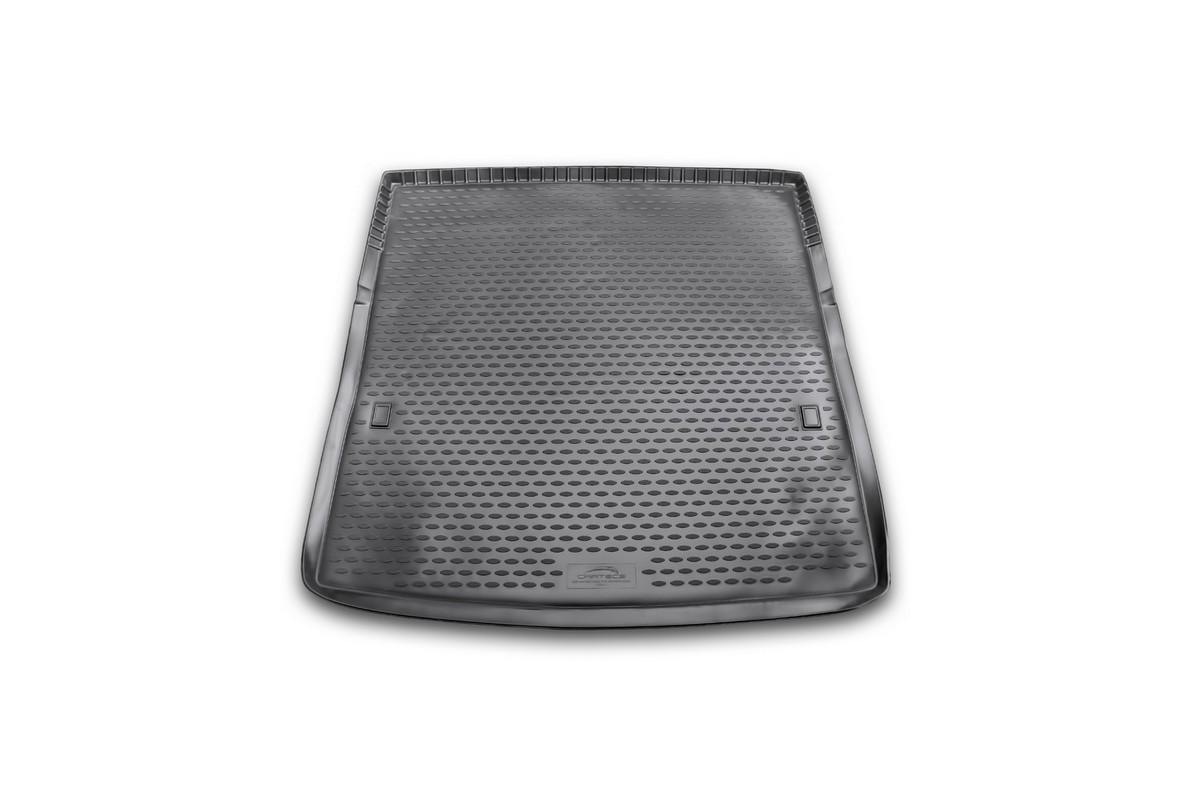 Коврик автомобильный Novline-Autofamily для Infiniti QX56 внедорожник 2010-2013 / QX80 внедорожник 2013-, в багажник98295719Автомобильный коврик Novline-Autofamily, изготовленный из полиуретана, позволит вам без особых усилий содержать в чистоте багажный отсек вашего авто и при этом перевозить в нем абсолютно любые грузы. Этот модельный коврик идеально подойдет по размерам багажнику вашего автомобиля. Такой автомобильный коврик гарантированно защитит багажник от грязи, мусора и пыли, которые постоянно скапливаются в этом отсеке. А кроме того, поддон не пропускает влагу. Все это надолго убережет важную часть кузова от износа. Коврик в багажнике сильно упростит для вас уборку. Согласитесь, гораздо проще достать и почистить один коврик, нежели весь багажный отсек. Тем более, что поддон достаточно просто вынимается и вставляется обратно. Мыть коврик для багажника из полиуретана можно любыми чистящими средствами или просто водой. При этом много времени у вас уборка не отнимет, ведь полиуретан устойчив к загрязнениям.Если вам приходится перевозить в багажнике тяжелые грузы, за сохранность коврика можете не беспокоиться. Он сделан из прочного материала, который не деформируется при механических нагрузках и устойчив даже к экстремальным температурам. А кроме того, коврик для багажника надежно фиксируется и не сдвигается во время поездки, что является дополнительной гарантией сохранности вашего багажа.Коврик имеет форму и размеры, соответствующие модели данного автомобиля.