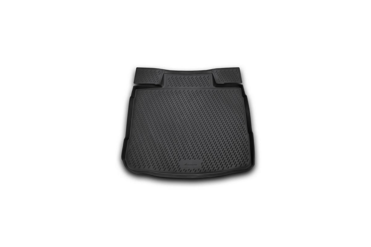Коврик автомобильный Novline-Autofamily для Opel Insignia седан 2008-, в багажникЭРМД-1600ЕАвтомобильный коврик Novline-Autofamily, изготовленный из полиуретана, позволит вам без особых усилий содержать в чистоте багажный отсек вашего авто и при этом перевозить в нем абсолютно любые грузы. Этот модельный коврик идеально подойдет по размерам багажнику вашего автомобиля. Такой автомобильный коврик гарантированно защитит багажник от грязи, мусора и пыли, которые постоянно скапливаются в этом отсеке. А кроме того, поддон не пропускает влагу. Все это надолго убережет важную часть кузова от износа. Коврик в багажнике сильно упростит для вас уборку. Согласитесь, гораздо проще достать и почистить один коврик, нежели весь багажный отсек. Тем более, что поддон достаточно просто вынимается и вставляется обратно. Мыть коврик для багажника из полиуретана можно любыми чистящими средствами или просто водой. При этом много времени у вас уборка не отнимет, ведь полиуретан устойчив к загрязнениям.Если вам приходится перевозить в багажнике тяжелые грузы, за сохранность коврика можете не беспокоиться. Он сделан из прочного материала, который не деформируется при механических нагрузках и устойчив даже к экстремальным температурам. А кроме того, коврик для багажника надежно фиксируется и не сдвигается во время поездки, что является дополнительной гарантией сохранности вашего багажа.Коврик имеет форму и размеры, соответствующие модели данного автомобиля.