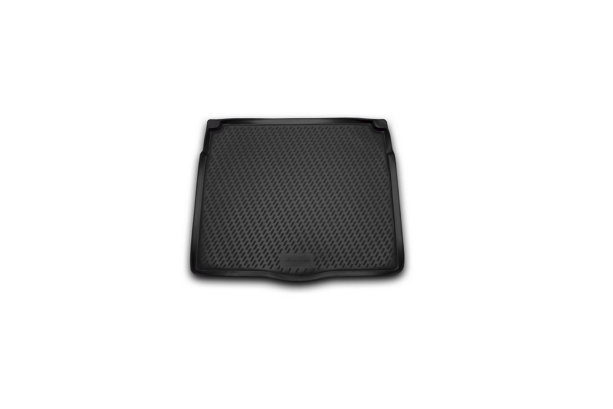 Коврик автомобильный Novline-Autofamily для Opel Astra J 5D хэтчбек 2009-, в багажник2706 (ПО)Автомобильный коврик Novline-Autofamily, изготовленный из полиуретана, позволит вам без особых усилий содержать в чистоте багажный отсек вашего авто и при этом перевозить в нем абсолютно любые грузы. Этот модельный коврик идеально подойдет по размерам багажнику вашего автомобиля. Такой автомобильный коврик гарантированно защитит багажник от грязи, мусора и пыли, которые постоянно скапливаются в этом отсеке. А кроме того, поддон не пропускает влагу. Все это надолго убережет важную часть кузова от износа. Коврик в багажнике сильно упростит для вас уборку. Согласитесь, гораздо проще достать и почистить один коврик, нежели весь багажный отсек. Тем более, что поддон достаточно просто вынимается и вставляется обратно. Мыть коврик для багажника из полиуретана можно любыми чистящими средствами или просто водой. При этом много времени у вас уборка не отнимет, ведь полиуретан устойчив к загрязнениям.Если вам приходится перевозить в багажнике тяжелые грузы, за сохранность коврика можете не беспокоиться. Он сделан из прочного материала, который не деформируется при механических нагрузках и устойчив даже к экстремальным температурам. А кроме того, коврик для багажника надежно фиксируется и не сдвигается во время поездки, что является дополнительной гарантией сохранности вашего багажа.Коврик имеет форму и размеры, соответствующие модели данного автомобиля.