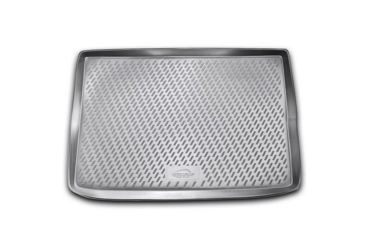 Коврик автомобильный Novline-Autofamily для Opel Meriva минивэн 2003, 2010-, в багажникLGT.76.02.B13Автомобильный коврик Novline-Autofamily, изготовленный из полиуретана, позволит вам без особых усилий содержать в чистоте багажный отсек вашего авто и при этом перевозить в нем абсолютно любые грузы. Этот модельный коврик идеально подойдет по размерам багажнику вашего автомобиля. Такой автомобильный коврик гарантированно защитит багажник от грязи, мусора и пыли, которые постоянно скапливаются в этом отсеке. А кроме того, поддон не пропускает влагу. Все это надолго убережет важную часть кузова от износа. Коврик в багажнике сильно упростит для вас уборку. Согласитесь, гораздо проще достать и почистить один коврик, нежели весь багажный отсек. Тем более, что поддон достаточно просто вынимается и вставляется обратно. Мыть коврик для багажника из полиуретана можно любыми чистящими средствами или просто водой. При этом много времени у вас уборка не отнимет, ведь полиуретан устойчив к загрязнениям.Если вам приходится перевозить в багажнике тяжелые грузы, за сохранность коврика можете не беспокоиться. Он сделан из прочного материала, который не деформируется при механических нагрузках и устойчив даже к экстремальным температурам. А кроме того, коврик для багажника надежно фиксируется и не сдвигается во время поездки, что является дополнительной гарантией сохранности вашего багажа.Коврик имеет форму и размеры, соответствующие модели данного автомобиля.