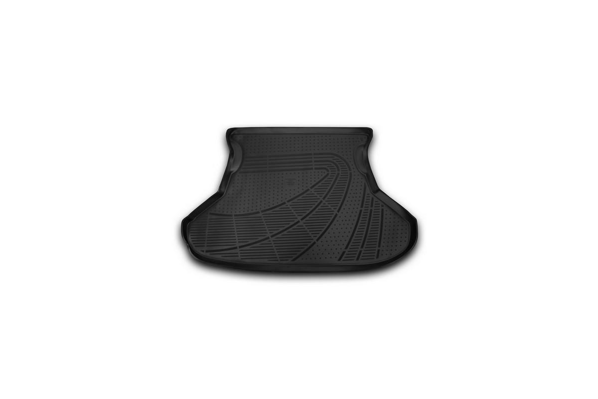 Коврик автомобильный Novline-Autofamily для Lada Priora хэтчбек 2007-, в багажникCA-3505Автомобильный коврик Novline-Autofamily, изготовленный из полиуретана, позволит вам без особых усилий содержать в чистоте багажный отсек вашего авто и при этом перевозить в нем абсолютно любые грузы. Этот модельный коврик идеально подойдет по размерам багажнику вашего автомобиля. Такой автомобильный коврик гарантированно защитит багажник от грязи, мусора и пыли, которые постоянно скапливаются в этом отсеке. А кроме того, поддон не пропускает влагу. Все это надолго убережет важную часть кузова от износа. Коврик в багажнике сильно упростит для вас уборку. Согласитесь, гораздо проще достать и почистить один коврик, нежели весь багажный отсек. Тем более, что поддон достаточно просто вынимается и вставляется обратно. Мыть коврик для багажника из полиуретана можно любыми чистящими средствами или просто водой. При этом много времени у вас уборка не отнимет, ведь полиуретан устойчив к загрязнениям.Если вам приходится перевозить в багажнике тяжелые грузы, за сохранность коврика можете не беспокоиться. Он сделан из прочного материала, который не деформируется при механических нагрузках и устойчив даже к экстремальным температурам. А кроме того, коврик для багажника надежно фиксируется и не сдвигается во время поездки, что является дополнительной гарантией сохранности вашего багажа.Коврик имеет форму и размеры, соответствующие модели данного автомобиля.