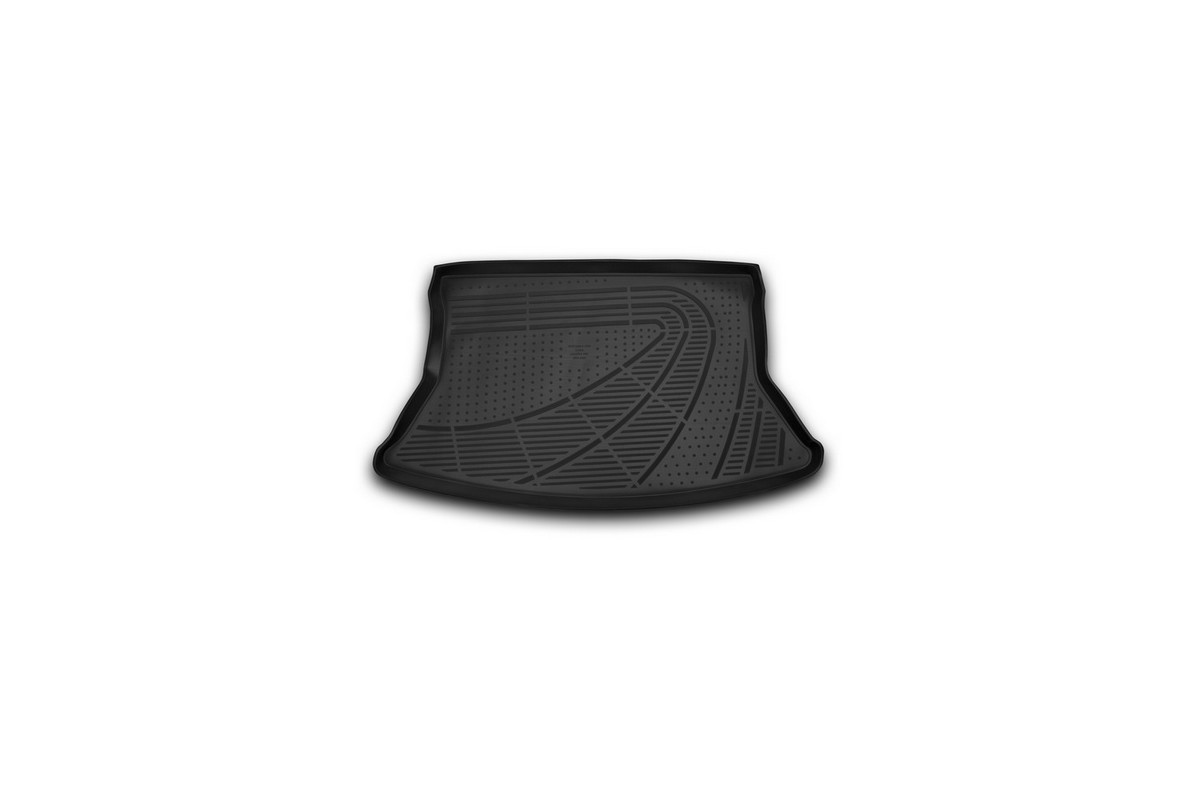 Коврик автомобильный Novline-Autofamily для Lada Kalina хэтчбек 2013-, в багажникFS-80264Автомобильный коврик Novline-Autofamily, изготовленный из полиуретана, позволит вам без особых усилий содержать в чистоте багажный отсек вашего авто и при этом перевозить в нем абсолютно любые грузы. Этот модельный коврик идеально подойдет по размерам багажнику вашего автомобиля. Такой автомобильный коврик гарантированно защитит багажник от грязи, мусора и пыли, которые постоянно скапливаются в этом отсеке. А кроме того, поддон не пропускает влагу. Все это надолго убережет важную часть кузова от износа. Коврик в багажнике сильно упростит для вас уборку. Согласитесь, гораздо проще достать и почистить один коврик, нежели весь багажный отсек. Тем более, что поддон достаточно просто вынимается и вставляется обратно. Мыть коврик для багажника из полиуретана можно любыми чистящими средствами или просто водой. При этом много времени у вас уборка не отнимет, ведь полиуретан устойчив к загрязнениям.Если вам приходится перевозить в багажнике тяжелые грузы, за сохранность коврика можете не беспокоиться. Он сделан из прочного материала, который не деформируется при механических нагрузках и устойчив даже к экстремальным температурам. А кроме того, коврик для багажника надежно фиксируется и не сдвигается во время поездки, что является дополнительной гарантией сохранности вашего багажа.Коврик имеет форму и размеры, соответствующие модели данного автомобиля.