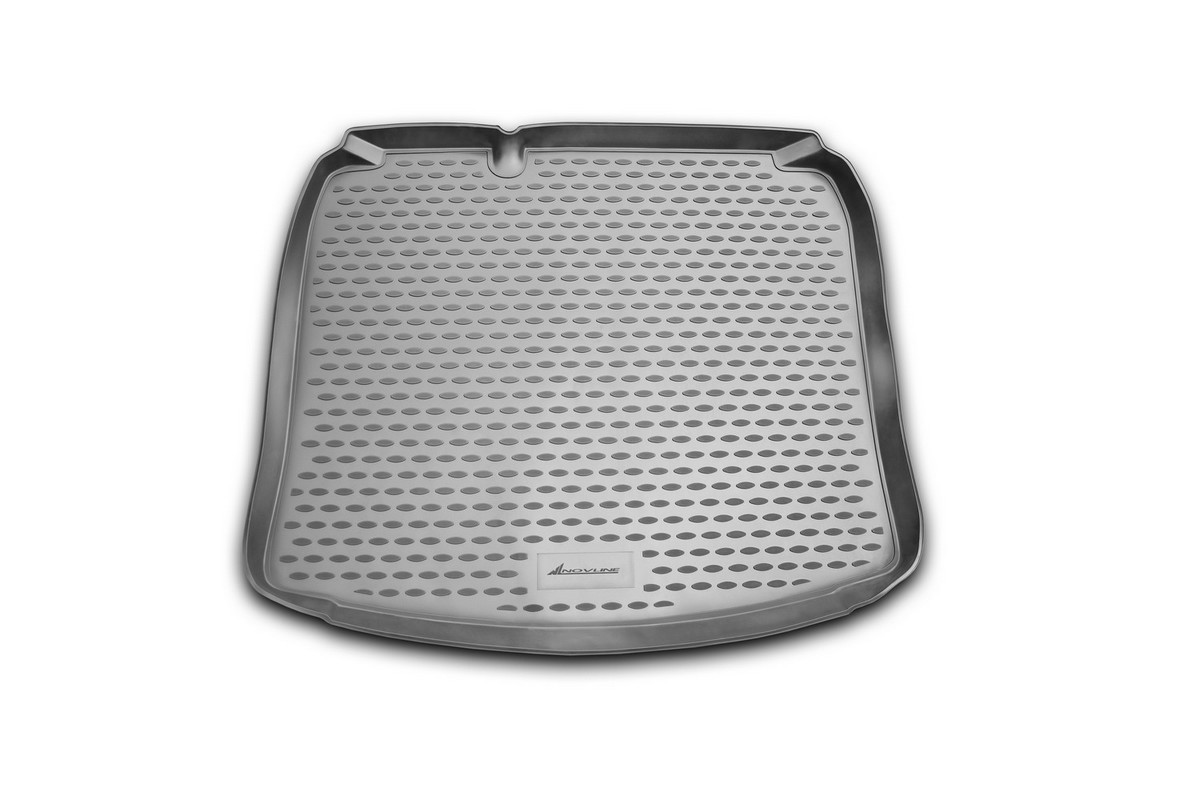 Коврик автомобильный Novline-Autofamily для Audi A3 3D хэтчбек 2007-, в багажниккн14,4сАвтомобильный коврик Novline-Autofamily, изготовленный из полиуретана, позволит вам без особых усилий содержать в чистоте багажный отсек вашего авто и при этом перевозить в нем абсолютно любые грузы. Этот модельный коврик идеально подойдет по размерам багажнику вашего автомобиля. Такой автомобильный коврик гарантированно защитит багажник от грязи, мусора и пыли, которые постоянно скапливаются в этом отсеке. А кроме того, поддон не пропускает влагу. Все это надолго убережет важную часть кузова от износа. Коврик в багажнике сильно упростит для вас уборку. Согласитесь, гораздо проще достать и почистить один коврик, нежели весь багажный отсек. Тем более, что поддон достаточно просто вынимается и вставляется обратно. Мыть коврик для багажника из полиуретана можно любыми чистящими средствами или просто водой. При этом много времени у вас уборка не отнимет, ведь полиуретан устойчив к загрязнениям.Если вам приходится перевозить в багажнике тяжелые грузы, за сохранность коврика можете не беспокоиться. Он сделан из прочного материала, который не деформируется при механических нагрузках и устойчив даже к экстремальным температурам. А кроме того, коврик для багажника надежно фиксируется и не сдвигается во время поездки, что является дополнительной гарантией сохранности вашего багажа.Коврик имеет форму и размеры, соответствующие модели данного автомобиля.