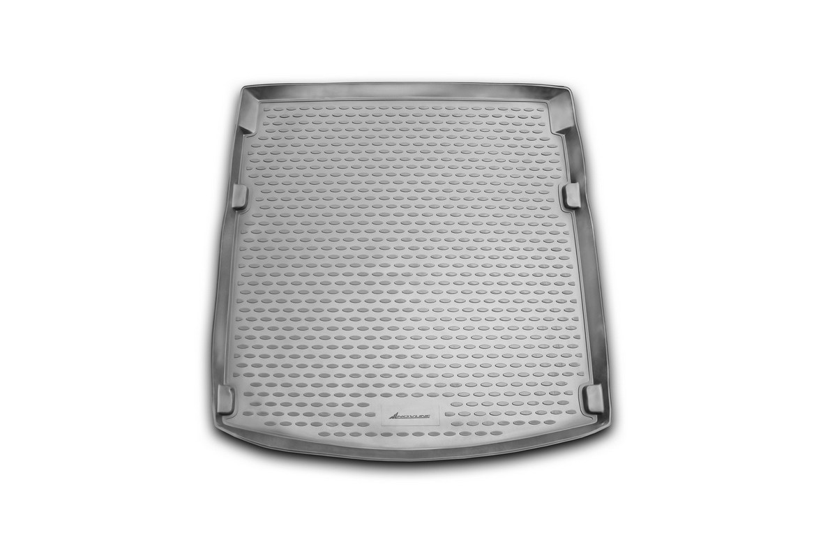 Коврик автомобильный Novline-Autofamily для Audi A5 купе 03/2007-, в багажник0118020101Автомобильный коврик Novline-Autofamily, изготовленный из полиуретана, позволит вам без особых усилий содержать в чистоте багажный отсек вашего авто и при этом перевозить в нем абсолютно любые грузы. Этот модельный коврик идеально подойдет по размерам багажнику вашего автомобиля. Такой автомобильный коврик гарантированно защитит багажник от грязи, мусора и пыли, которые постоянно скапливаются в этом отсеке. А кроме того, поддон не пропускает влагу. Все это надолго убережет важную часть кузова от износа. Коврик в багажнике сильно упростит для вас уборку. Согласитесь, гораздо проще достать и почистить один коврик, нежели весь багажный отсек. Тем более, что поддон достаточно просто вынимается и вставляется обратно. Мыть коврик для багажника из полиуретана можно любыми чистящими средствами или просто водой. При этом много времени у вас уборка не отнимет, ведь полиуретан устойчив к загрязнениям.Если вам приходится перевозить в багажнике тяжелые грузы, за сохранность коврика можете не беспокоиться. Он сделан из прочного материала, который не деформируется при механических нагрузках и устойчив даже к экстремальным температурам. А кроме того, коврик для багажника надежно фиксируется и не сдвигается во время поездки, что является дополнительной гарантией сохранности вашего багажа.Коврик имеет форму и размеры, соответствующие модели данного автомобиля.