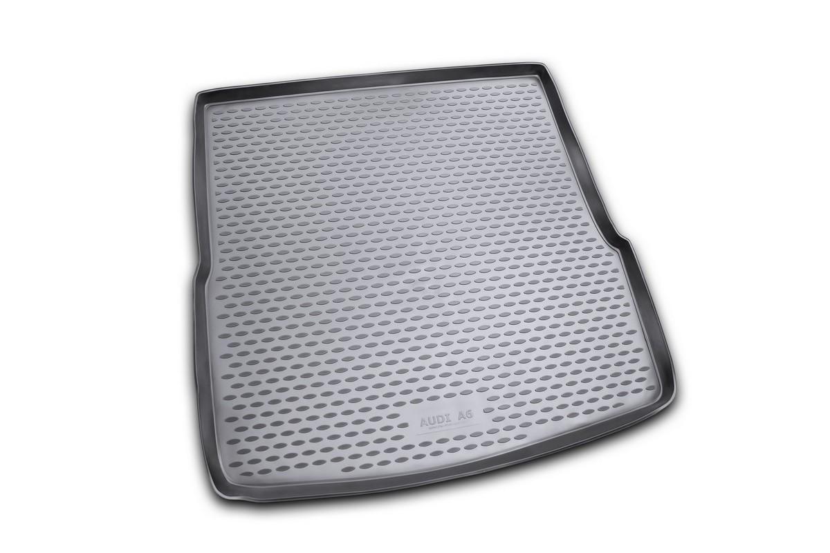 Коврик автомобильный Novline-Autofamily для Audi A6 Allroad Quattro / Avant универсал 05/2006-, в багажник. NLC.04.14.B12Ветерок 2ГФАвтомобильный коврик Novline-Autofamily, изготовленный из полиуретана, позволит вам без особых усилий содержать в чистоте багажный отсек вашего авто и при этом перевозить в нем абсолютно любые грузы. Этот модельный коврик идеально подойдет по размерам багажнику вашего автомобиля. Такой автомобильный коврик гарантированно защитит багажник от грязи, мусора и пыли, которые постоянно скапливаются в этом отсеке. А кроме того, поддон не пропускает влагу. Все это надолго убережет важную часть кузова от износа. Коврик в багажнике сильно упростит для вас уборку. Согласитесь, гораздо проще достать и почистить один коврик, нежели весь багажный отсек. Тем более, что поддон достаточно просто вынимается и вставляется обратно. Мыть коврик для багажника из полиуретана можно любыми чистящими средствами или просто водой. При этом много времени у вас уборка не отнимет, ведь полиуретан устойчив к загрязнениям.Если вам приходится перевозить в багажнике тяжелые грузы, за сохранность коврика можете не беспокоиться. Он сделан из прочного материала, который не деформируется при механических нагрузках и устойчив даже к экстремальным температурам. А кроме того, коврик для багажника надежно фиксируется и не сдвигается во время поездки, что является дополнительной гарантией сохранности вашего багажа.Коврик имеет форму и размеры, соответствующие модели данного автомобиля.