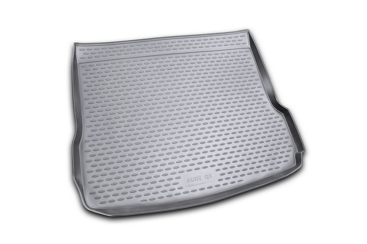 Коврик автомобильный Novline-Autofamily для Audi Q5 кроссовер 01/2009-, в багажник. NLC.04.15.B12Ветерок 2ГФАвтомобильный коврик Novline-Autofamily, изготовленный из полиуретана, позволит вам без особых усилий содержать в чистоте багажный отсек вашего авто и при этом перевозить в нем абсолютно любые грузы. Этот модельный коврик идеально подойдет по размерам багажнику вашего автомобиля. Такой автомобильный коврик гарантированно защитит багажник от грязи, мусора и пыли, которые постоянно скапливаются в этом отсеке. А кроме того, поддон не пропускает влагу. Все это надолго убережет важную часть кузова от износа. Коврик в багажнике сильно упростит для вас уборку. Согласитесь, гораздо проще достать и почистить один коврик, нежели весь багажный отсек. Тем более, что поддон достаточно просто вынимается и вставляется обратно. Мыть коврик для багажника из полиуретана можно любыми чистящими средствами или просто водой. При этом много времени у вас уборка не отнимет, ведь полиуретан устойчив к загрязнениям.Если вам приходится перевозить в багажнике тяжелые грузы, за сохранность коврика можете не беспокоиться. Он сделан из прочного материала, который не деформируется при механических нагрузках и устойчив даже к экстремальным температурам. А кроме того, коврик для багажника надежно фиксируется и не сдвигается во время поездки, что является дополнительной гарантией сохранности вашего багажа.Коврик имеет форму и размеры, соответствующие модели данного автомобиля.