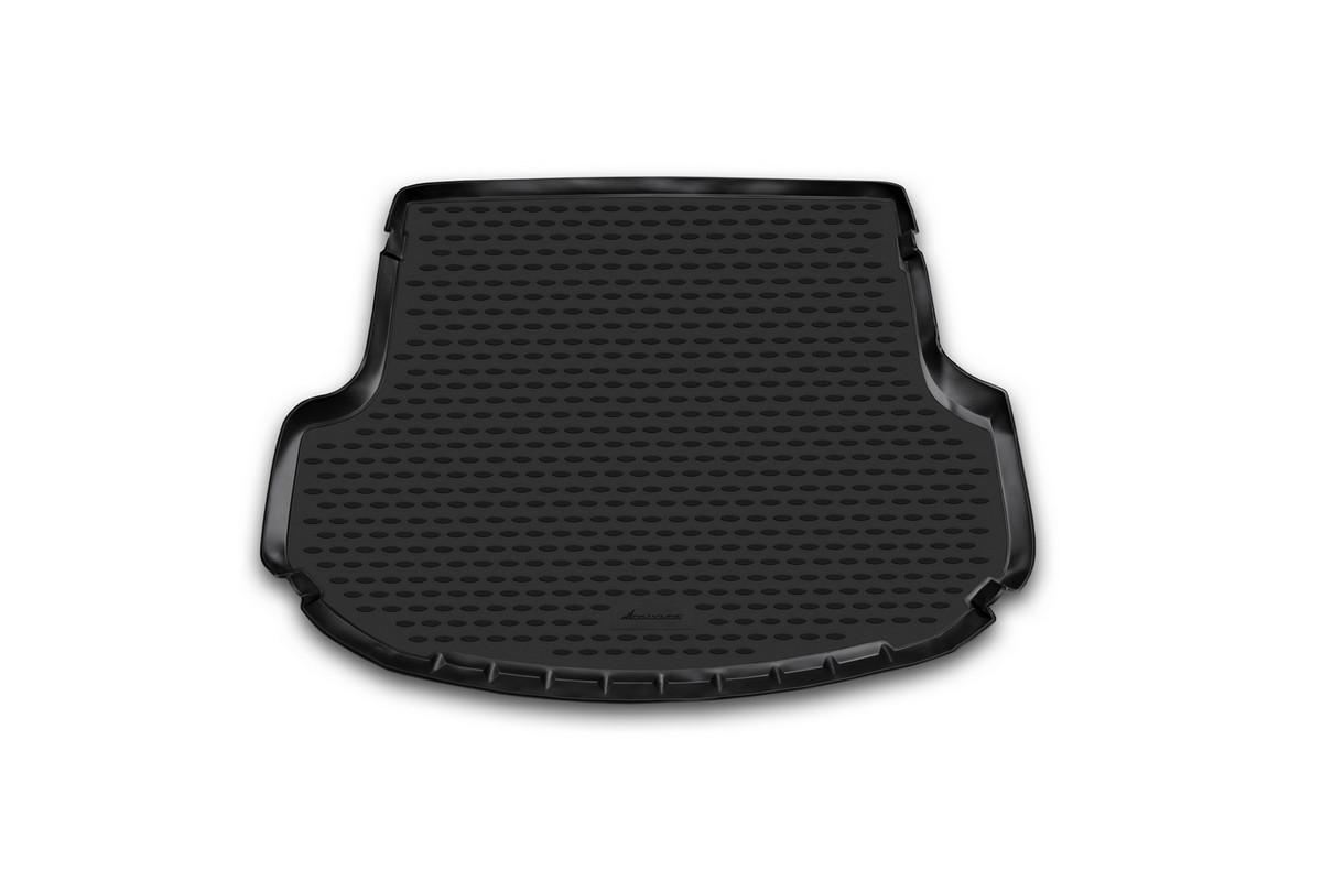 Коврик автомобильный Novline-Autofamily для Kia Sorento кроссовер 5 мест 2012-, в багажникВетерок 2ГФАвтомобильный коврик Novline-Autofamily, изготовленный из полиуретана, позволит вам без особых усилий содержать в чистоте багажный отсек вашего авто и при этом перевозить в нем абсолютно любые грузы. Этот модельный коврик идеально подойдет по размерам багажнику вашего автомобиля. Такой автомобильный коврик гарантированно защитит багажник от грязи, мусора и пыли, которые постоянно скапливаются в этом отсеке. А кроме того, поддон не пропускает влагу. Все это надолго убережет важную часть кузова от износа. Коврик в багажнике сильно упростит для вас уборку. Согласитесь, гораздо проще достать и почистить один коврик, нежели весь багажный отсек. Тем более, что поддон достаточно просто вынимается и вставляется обратно. Мыть коврик для багажника из полиуретана можно любыми чистящими средствами или просто водой. При этом много времени у вас уборка не отнимет, ведь полиуретан устойчив к загрязнениям.Если вам приходится перевозить в багажнике тяжелые грузы, за сохранность коврика можете не беспокоиться. Он сделан из прочного материала, который не деформируется при механических нагрузках и устойчив даже к экстремальным температурам. А кроме того, коврик для багажника надежно фиксируется и не сдвигается во время поездки, что является дополнительной гарантией сохранности вашего багажа.Коврик имеет форму и размеры, соответствующие модели данного автомобиля.