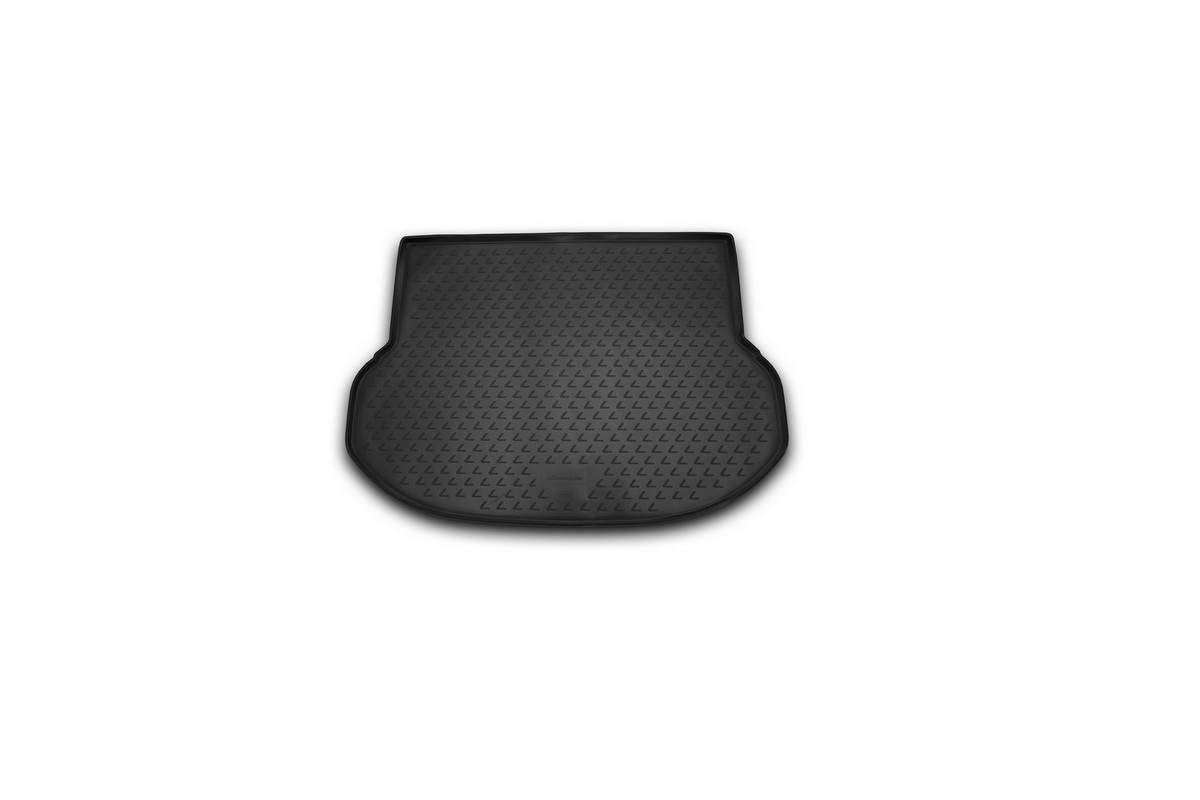 Коврик автомобильный Novline-Autofamily для Lexus NX кроссовер 2014-, в багажник. NLC.29.37.B13FS-80423Автомобильный коврик Novline-Autofamily, изготовленный из полиуретана, позволит вам без особых усилий содержать в чистоте багажный отсек вашего авто и при этом перевозить в нем абсолютно любые грузы. Этот модельный коврик идеально подойдет по размерам багажнику вашего автомобиля. Такой автомобильный коврик гарантированно защитит багажник от грязи, мусора и пыли, которые постоянно скапливаются в этом отсеке. А кроме того, поддон не пропускает влагу. Все это надолго убережет важную часть кузова от износа. Коврик в багажнике сильно упростит для вас уборку. Согласитесь, гораздо проще достать и почистить один коврик, нежели весь багажный отсек. Тем более, что поддон достаточно просто вынимается и вставляется обратно. Мыть коврик для багажника из полиуретана можно любыми чистящими средствами или просто водой. При этом много времени у вас уборка не отнимет, ведь полиуретан устойчив к загрязнениям.Если вам приходится перевозить в багажнике тяжелые грузы, за сохранность коврика можете не беспокоиться. Он сделан из прочного материала, который не деформируется при механических нагрузках и устойчив даже к экстремальным температурам. А кроме того, коврик для багажника надежно фиксируется и не сдвигается во время поездки, что является дополнительной гарантией сохранности вашего багажа.Коврик имеет форму и размеры, соответствующие модели данного автомобиля.