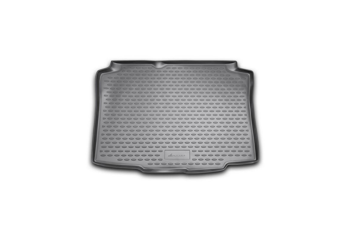Коврик автомобильный Novline-Autofamily для Seat Ibiza 3D / 5D хэтчбек 2005, 2008-, в багажникNLC.44.03.B11Автомобильный коврик Novline-Autofamily, изготовленный из полиуретана, позволит вам без особых усилий содержать в чистоте багажный отсек вашего авто и при этом перевозить в нем абсолютно любые грузы. Этот модельный коврик идеально подойдет по размерам багажнику вашего автомобиля. Такой автомобильный коврик гарантированно защитит багажник от грязи, мусора и пыли, которые постоянно скапливаются в этом отсеке. А кроме того, поддон не пропускает влагу. Все это надолго убережет важную часть кузова от износа. Коврик в багажнике сильно упростит для вас уборку. Согласитесь, гораздо проще достать и почистить один коврик, нежели весь багажный отсек. Тем более, что поддон достаточно просто вынимается и вставляется обратно. Мыть коврик для багажника из полиуретана можно любыми чистящими средствами или просто водой. При этом много времени у вас уборка не отнимет, ведь полиуретан устойчив к загрязнениям.Если вам приходится перевозить в багажнике тяжелые грузы, за сохранность коврика можете не беспокоиться. Он сделан из прочного материала, который не деформируется при механических нагрузках и устойчив даже к экстремальным температурам. А кроме того, коврик для багажника надежно фиксируется и не сдвигается во время поездки, что является дополнительной гарантией сохранности вашего багажа.Коврик имеет форму и размеры, соответствующие модели данного автомобиля.