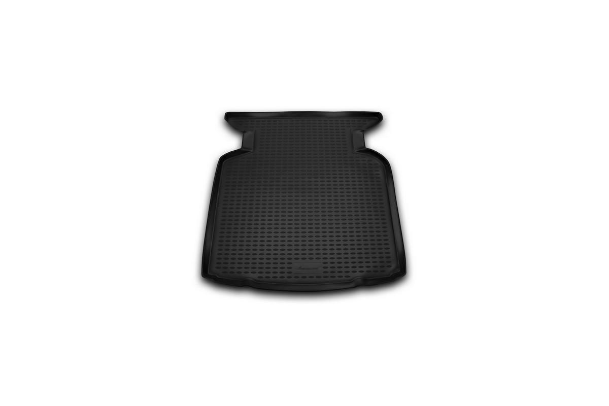 Коврик в багажник Novline-Autofamily, для TOYOTA Avensis 04/2003-2009, седан21395598Автомобильный коврик в багажник Novline-Autofamily позволит вам без особых усилий содержать в чистоте багажный отсек вашего авто и при этом перевозить в нем абсолютно любые грузы. Этот модельный коврик идеально подойдет по размерам багажнику вашего авто.Такой автомобильный коврик гарантированно защитит багажник вашего автомобиля от грязи, мусора и пыли, которые постоянно скапливаются в этом отсеке. А кроме того, поддон не пропускает влагу. Все это надолго убережет важную часть кузова от износа.Мыть коврик для багажника из полиуретана можно любыми чистящими средствами или просто водой. Он сделан из прочного материала, который не деформируется при механических нагрузках и устойчив даже к экстремальным температурам. А кроме того, коврик для багажника надежно фиксируется и не сдвигается во время поездки - это дополнительная гарантия сохранности вашего багажа.