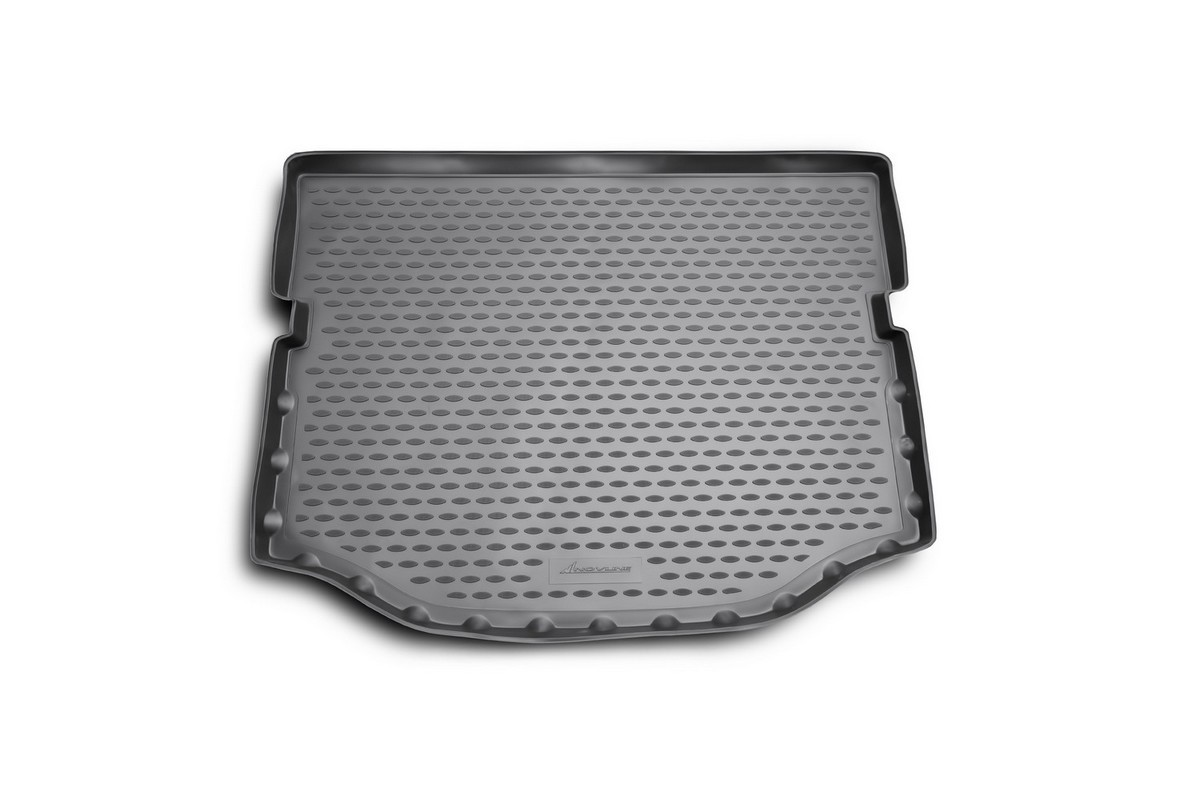 Коврик автомобильный Novline-Autofamily для Toyota Rav4 кроссовер 2013-, в багажникNLC.28.12.210hАвтомобильный коврик Novline-Autofamily, изготовленный из полиуретана, позволит вам без особых усилий содержать в чистоте багажный отсек вашего авто и при этом перевозить в нем абсолютно любые грузы. Этот модельный коврик идеально подойдет по размерам багажнику вашего автомобиля. Такой автомобильный коврик гарантированно защитит багажник от грязи, мусора и пыли, которые постоянно скапливаются в этом отсеке. А кроме того, поддон не пропускает влагу. Все это надолго убережет важную часть кузова от износа. Коврик в багажнике сильно упростит для вас уборку. Согласитесь, гораздо проще достать и почистить один коврик, нежели весь багажный отсек. Тем более, что поддон достаточно просто вынимается и вставляется обратно. Мыть коврик для багажника из полиуретана можно любыми чистящими средствами или просто водой. При этом много времени у вас уборка не отнимет, ведь полиуретан устойчив к загрязнениям.Если вам приходится перевозить в багажнике тяжелые грузы, за сохранность коврика можете не беспокоиться. Он сделан из прочного материала, который не деформируется при механических нагрузках и устойчив даже к экстремальным температурам. А кроме того, коврик для багажника надежно фиксируется и не сдвигается во время поездки, что является дополнительной гарантией сохранности вашего багажа.Коврик имеет форму и размеры, соответствующие модели данного автомобиля.