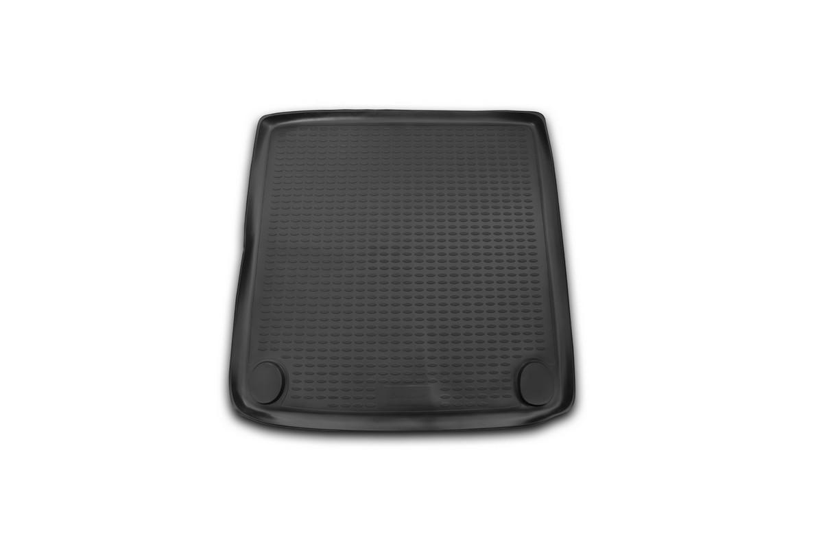 Коврик автомобильный Novline-Autofamily для SsangYong Rexton внедорожник 2006-, в багажникВетерок 2ГФАвтомобильный коврик Novline-Autofamily, изготовленный из полиуретана, позволит вам без особых усилий содержать в чистоте багажный отсек вашего авто и при этом перевозить в нем абсолютно любые грузы. Этот модельный коврик идеально подойдет по размерам багажнику вашего автомобиля. Такой автомобильный коврик гарантированно защитит багажник от грязи, мусора и пыли, которые постоянно скапливаются в этом отсеке. А кроме того, поддон не пропускает влагу. Все это надолго убережет важную часть кузова от износа. Коврик в багажнике сильно упростит для вас уборку. Согласитесь, гораздо проще достать и почистить один коврик, нежели весь багажный отсек. Тем более, что поддон достаточно просто вынимается и вставляется обратно. Мыть коврик для багажника из полиуретана можно любыми чистящими средствами или просто водой. При этом много времени у вас уборка не отнимет, ведь полиуретан устойчив к загрязнениям.Если вам приходится перевозить в багажнике тяжелые грузы, за сохранность коврика можете не беспокоиться. Он сделан из прочного материала, который не деформируется при механических нагрузках и устойчив даже к экстремальным температурам. А кроме того, коврик для багажника надежно фиксируется и не сдвигается во время поездки, что является дополнительной гарантией сохранности вашего багажа.Коврик имеет форму и размеры, соответствующие модели данного автомобиля.