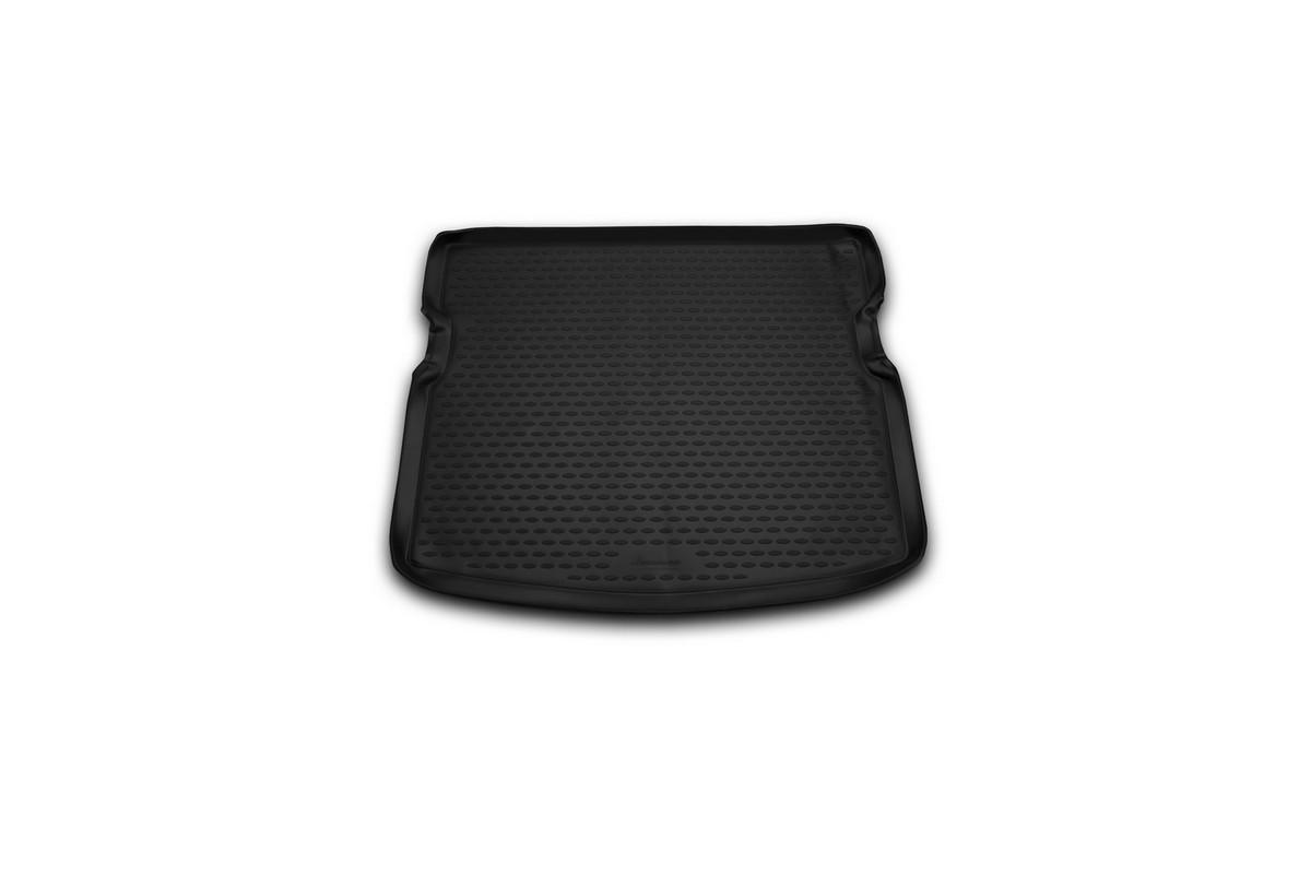 Коврик в багажник автомобиля Novline-Autofamily для SsangYong Kyron, 2005 -21395599Автомобильный коврик в багажник позволит вам без особых усилий содержать в чистоте багажный отсек вашего авто и при этом перевозить в нем абсолютно любые грузы. Такой автомобильный коврик гарантированно защитит багажник вашего автомобиля от грязи, мусора и пыли, которые постоянно скапливаются в этом отсеке. А кроме того, поддон не пропускает влагу. Все это надолго убережет важную часть кузова от износа. Мыть коврик для багажника из полиуретана можно любыми чистящими средствами или просто водой. При этом много времени уборка не отнимет, ведь полиуретан устойчив к загрязнениям.Если вам приходится перевозить в багажнике тяжелые грузы, за сохранность автоковрика можете не беспокоиться. Он сделан из прочного материала, который не деформируется при механических нагрузках и устойчив даже к экстремальным температурам. А кроме того, коврик для багажника надежно фиксируется и не сдвигается во время поездки - это дополнительная гарантия сохранности вашего багажа.