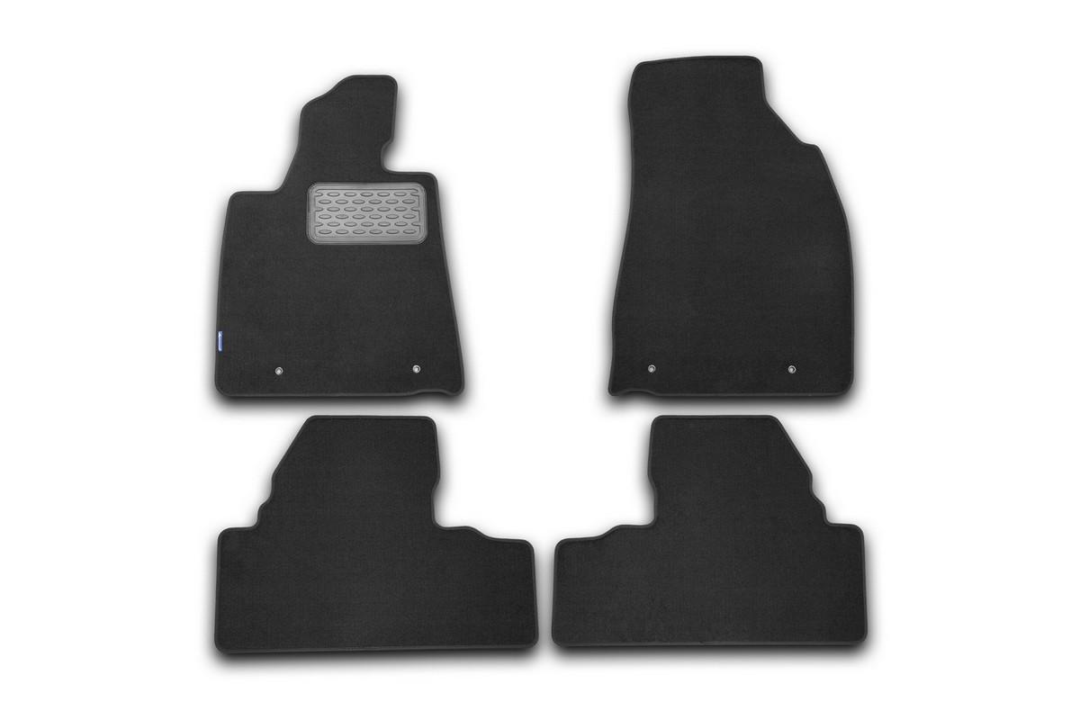 Коврики в салон автомобиля Novline-Autofamily для Lexus RX270, 2009 -, 4 шт. Nlt.29.23.11.110kh21395599Текстильные коврики Novline-Autofamily надежно поддерживают чистоту в салоне вашего автомобиля, эффективно впитывают грязь и влагу, легко чистятся пылесосом, а также отлично моются с использованием различных средств. Они абсолютно нейтральны к химическим реагентам, которыми обрабатывают дороги в зимний период. Изделия обладают повышенной стойкостью к истиранию, что позволяет им долго сохранять эстетичный внешний вид и существенно увеличить срок эксплуатации.