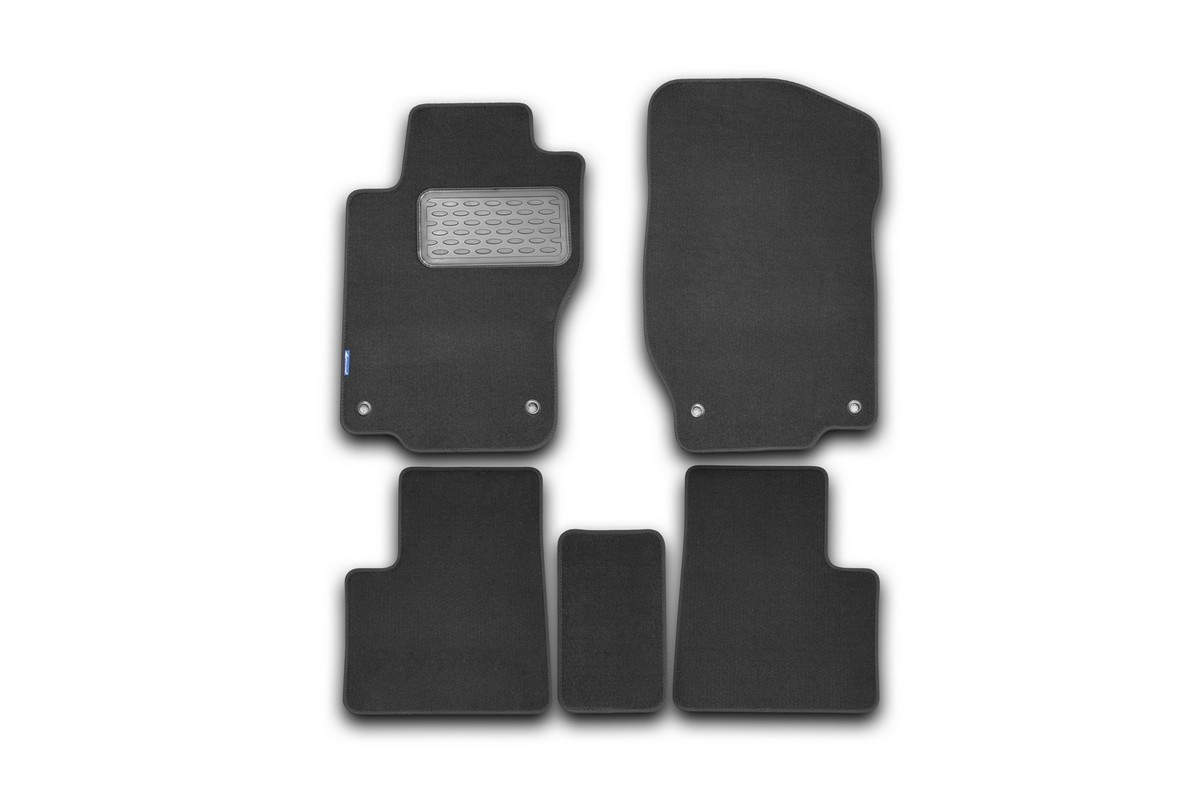 Коврики в салон MERCEDES-BENZ GL-Class X164 2006->, внед., 5 шт. (текстиль). NLT.34.21.11.110khFS-80264Коврики в салон не только улучшат внешний вид салона вашего автомобиля, но и надежно уберегут его от пыли, грязи и сырости, а значит, защитят кузов от коррозии. Текстильные коврики для автомобиля мягкие и приятные, а их основа из вспененного полиуретана не пропускает влагу.. Автомобильные коврики в салон учитывают все особенности каждой модели авто и полностью повторяют контуры пола. Благодаря этому их не нужно будет подгибать или обрезать. И самое главное — они не будут мешать педалям.Текстильные автомобильные коврики для салона произведены из высококачественного материала, который держит форму и не пачкает обувь. К тому же, этот материал очень прочный (его, к примеру, не получится проткнуть каблуком). Некоторые автоковрики становятся источником неприятного запаха в автомобиле. С текстильными ковриками Novline вы можете этого не бояться. Ковры для автомобилей надежно крепятся на полу и не скользят, что очень важно во время движения, особенно для водителя. Автоковры из текстиля с основой из вспененного полиуретана легко впитывают и надежно удерживают грязь и влагу, при этом всегда выглядят довольно опрятно. И чистятся они очень просто: как при помощи автомобильного пылесоса, так и различными моющими средствами.