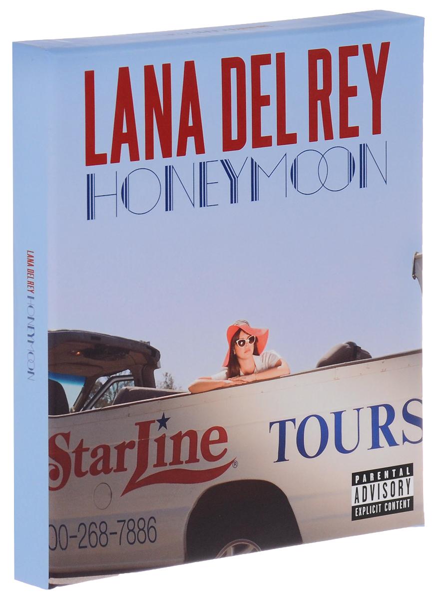 Лана Дель Рей Lana Del Rey. Honeymoon книги эксмо коста дель соль малага севилья кадис кордова гранада и др