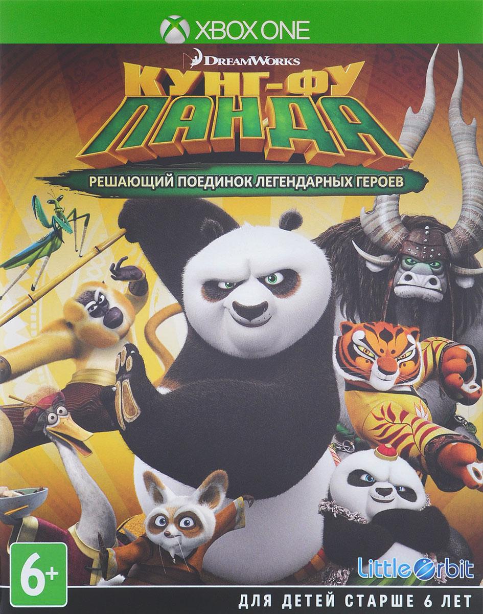 Кунг-ФуПанда:РешающийПоединокЛегендарныхГероев(XboxOne), Namco Bandai