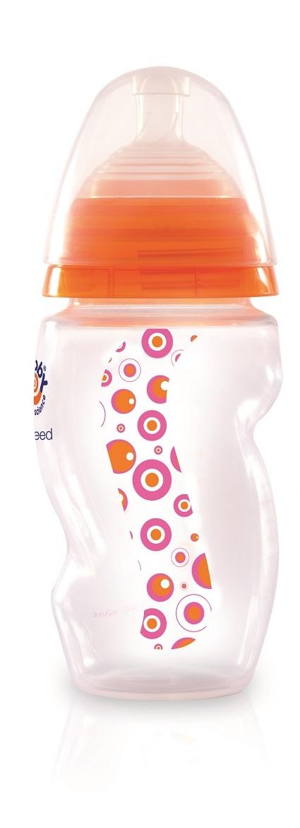 Mebby Бутылочка для кормления с соской 160 мл цвет розовый mebby бутылочка для кормления с соской 160 мл цвет розовый