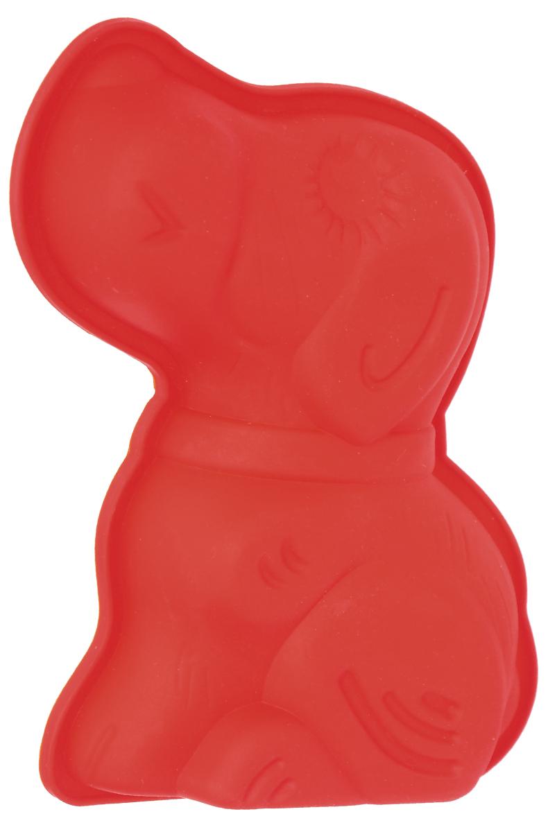 Форма для выпечки Bekker Собачка, цвет: красный54 009312Форма для выпечки Bekker Собачка изготовлена из цветного силикона - материала, который выдерживает температуру от -50°С до +250°С. Изделия из силикона очень удобны в использовании: пища в них не пригорает и не прилипает к стенкам, легко моется, приготовленное блюдо можно очень просто вытащить, просто перевернув форму, при этом внешний вид блюда не нарушится. Изделие обладает эластичными свойствами: складывается без изломов, восстанавливает свою первоначальную форму. Подходит для приготовления в микроволновой печи и духовом шкафу при нагревании до +250°С; для замораживания до -50°С и чистки в посудомоечной машине. Рекомендации по использованию: - не помещайте форму непосредственно на источник тепла (открытый огонь, гриль), - не используйте нож для резки продуктов в форме, - не используйте CRISP функцию при приготовлении в микроволновой печи, - не используйте для чистки абразивные средства, скребки и щетки.