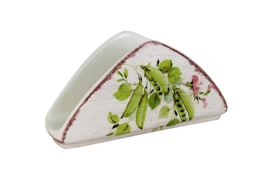 Салфетница LCS Овощное ассорти, 21 х 5 смP20 - Pin-UpСалфетница LCS Овощное ассорти, изготовленная из высококачественной керамики, украшена изображением овощей. Красочность оформления придется по вкусу и ценителям классики, и тем, кто предпочитает утонченность и изящность.Салфетница яркого дизайна изящно украсит кухонный стол.
