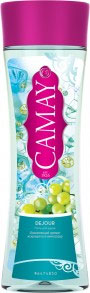 Camay Гель для душа дежур 250млFS-00897Гель для душа Camay Дежур - искрящийся аромат винограда придаст сладость каждому дню и подчеркнет естественное обаяние.