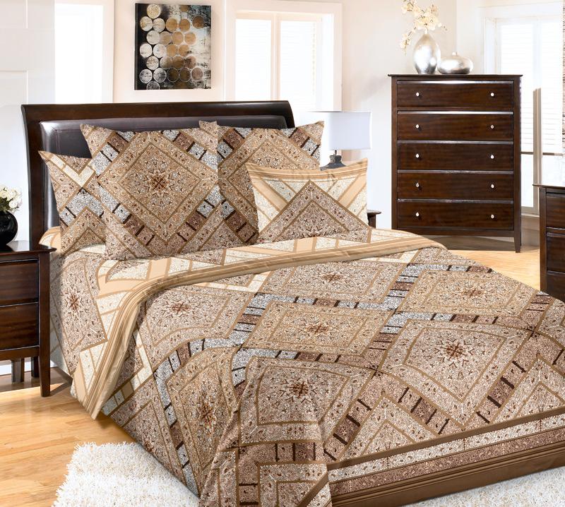 Комплект белья Текс-Дизайн Тоскана 2, семейный, наволочки 70х70FD 992Великолепное постельное белье Текс-Дизайн Тоскана 2 из высококачественного перкаля (100% хлопок) и украшено изящным, эксклюзивным рисунком. Комплект состоит из двух пододеяльников, простыни и двух наволочек. Перкаль - это тонкая и легкая хлопчатобумажная ткань высокой плотности полотняного переплетения, сотканная из пряжи высоких номеров. При изготовлении перкаля используются длинноволокнистые сорта хлопка, что обеспечивает высокие потребительские свойства материала. Несмотря на свою утонченность, перкаль очень практичен - это одна из самых износостойких тканей для постельного белья.