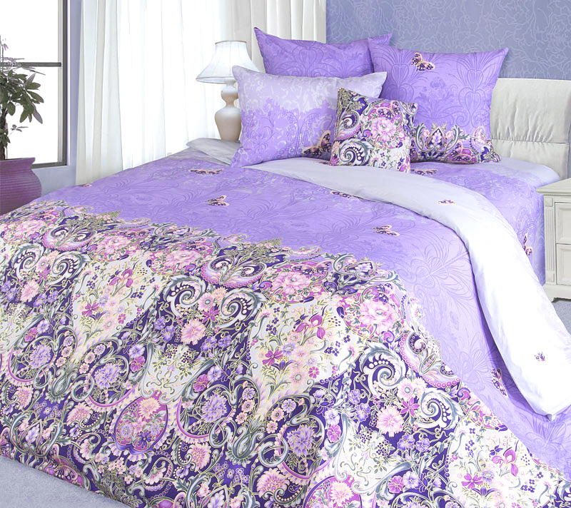 Комплект белья Текс-Дизайн Мадонна 2, 2-спальный, наволочки 70х70391602Великолепное постельное белье Текс-Дизайн Мадонна 2 выполнено из высококачественного перкаля (100% хлопок) и украшено роскошным цветочным узором. Комплект состоит из пододеяльника, простыни и двух наволочек. Перкаль - это тонкая и легкая хлопчатобумажная ткань высокой плотности полотняного переплетения, сотканная из пряжи высоких номеров. При изготовлении перкаля используются длинноволокнистые сорта хлопка, что обеспечивает высокие потребительские свойства материала. Несмотря на свою утонченность, перкаль очень практичен - это одна из самых износостойких тканей для постельного белья.