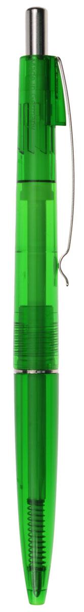 Schneider Ручка шариковая Icy Colours цвет чернил синий2010440Автоматическая шариковая ручка Schneider Icy Colours станет незаменимыми атрибутом учебы или работы. Корпус ручки выполнен из полупрозрачного пластика зеленого цвета. Высококачественные синие чернила позволяют добиться идеальной плавности письма. Ручка оснащена универсальным заменяемым стержнем. Ручка имеет практичный металлический клип для удобной фиксации на бумаге или одежде.Надежная ручка строгого классического дизайна станет верным помощником для студента и офисного работника.