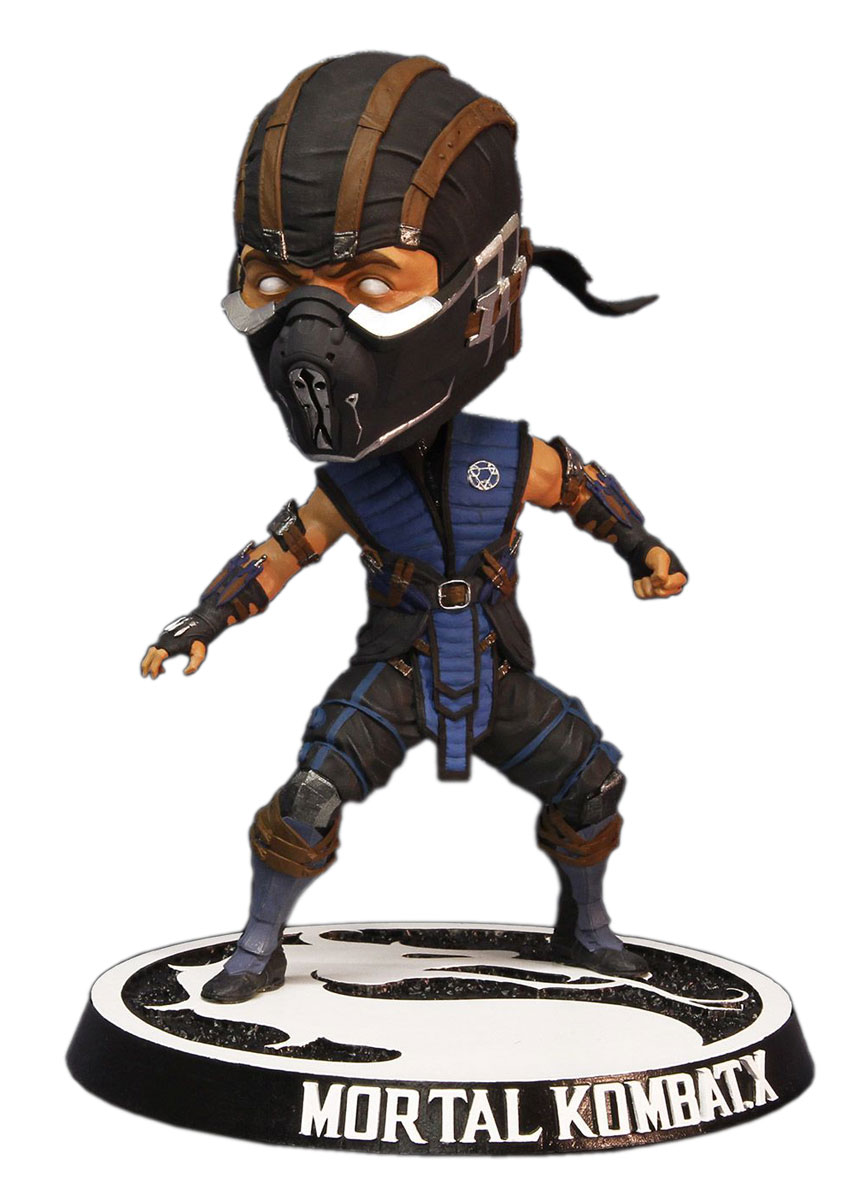 Mortal Kombat X. Фигурка Subzero Bobblehead