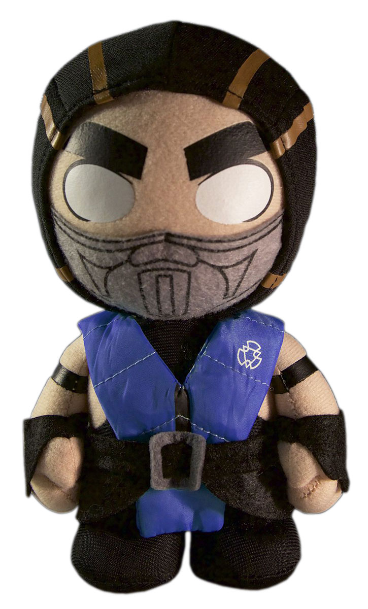 Mortal Kombat. Мягкая игрушка Subzero mortal kombat xl xbox one
