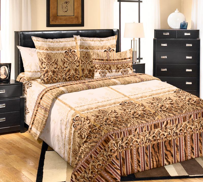Комплект белья Белиссимо Бакарди 1, 2-спальный, наволочки 70х70CA-3505Великолепное постельное белье Белиссимо Бакарди 1 выполнено из высококачественной бязи (100% хлопок) и украшено изящным орнаментом. Комплект состоит из пододеяльника, простыни и двух наволочек. Бязь - хлопчатобумажная плотная ткань полотняного переплетения. Отличается прочностью и стойкостью к многочисленным стиркам. Бязь считается одной из наиболее подходящих тканей, для производства постельного белья и пользуется в России большим спросом.