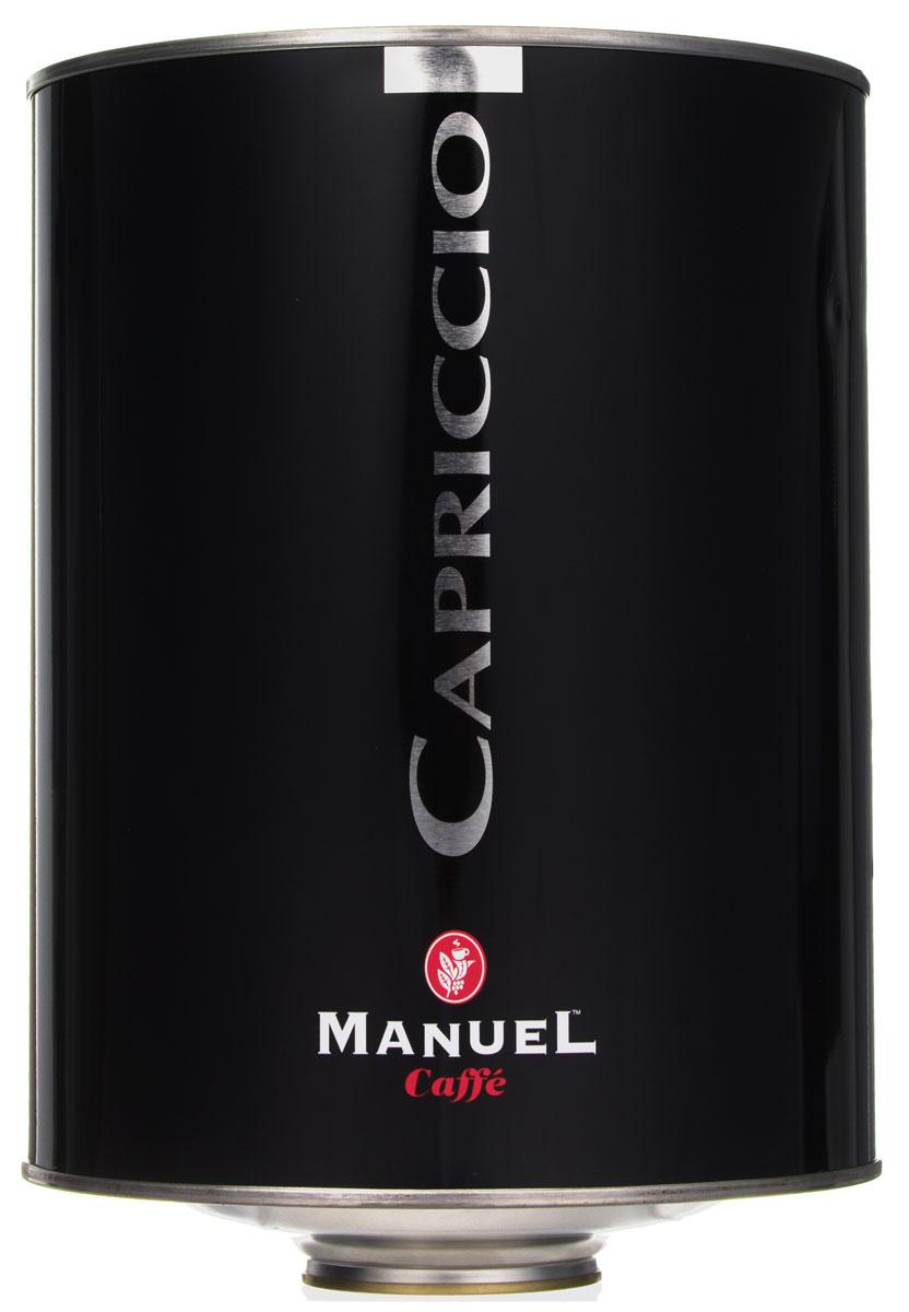 Manuel Capriccio кофе в зернах, 2 кг4607141337031Manuel Capriccio - лучшая смесь для приготовления на профессиональном оборудовании. Кофе темной обжарки. Сбалансированный вкус с устойчивым послевкусием.