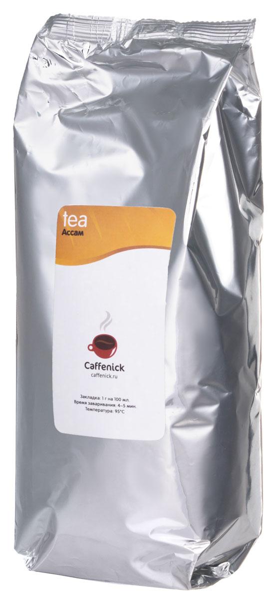 Caffenick Ассам черный листовой чай, 500 г310060Черный чай Caffenick  Ассам обладает прекрасным медовым ароматом. Терпкий и крепкий, он прекрасно подходит для завтрака или употребления с молоком. Этот чай отлично взбодрит утром и освежит в течение дня.