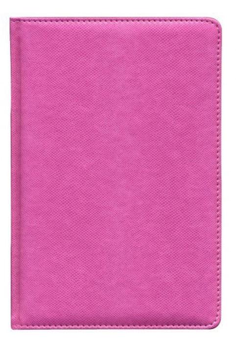 Index Ежедневник Deli недатированный 168 листов цвет розовый72523WDЕжедневник Index поможет держать все текущие дела под контролем. Обложка из высококачественной искусственной кожи с прострочкой по периметру и поролоновой подкладка. Внутренний блок в 336 страниц выполнен из белой офсетной бумаги. Ежедневник содержит страницу для заполнения личных данных, календарь с 2013 по 2016 год, справочно-информационный блок, телефонно-адресную книгу. Ежедневник удобен тем, что начинать записи в нем можно с любого дня, так как блок недатированный. Ляссе сделает удобней поиск нужной страницы.