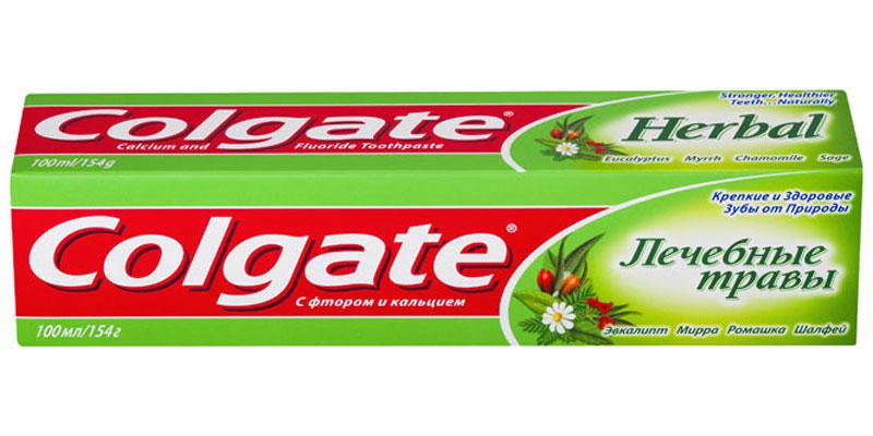 Colgate Зубная паста Лечебные травы 100 млSC-FM20104В зубной пасте Colgate Лечебные Травы научные знания Colgate® соединены с лучшими природными компонентами для естественной защиты здоровья полости рта.