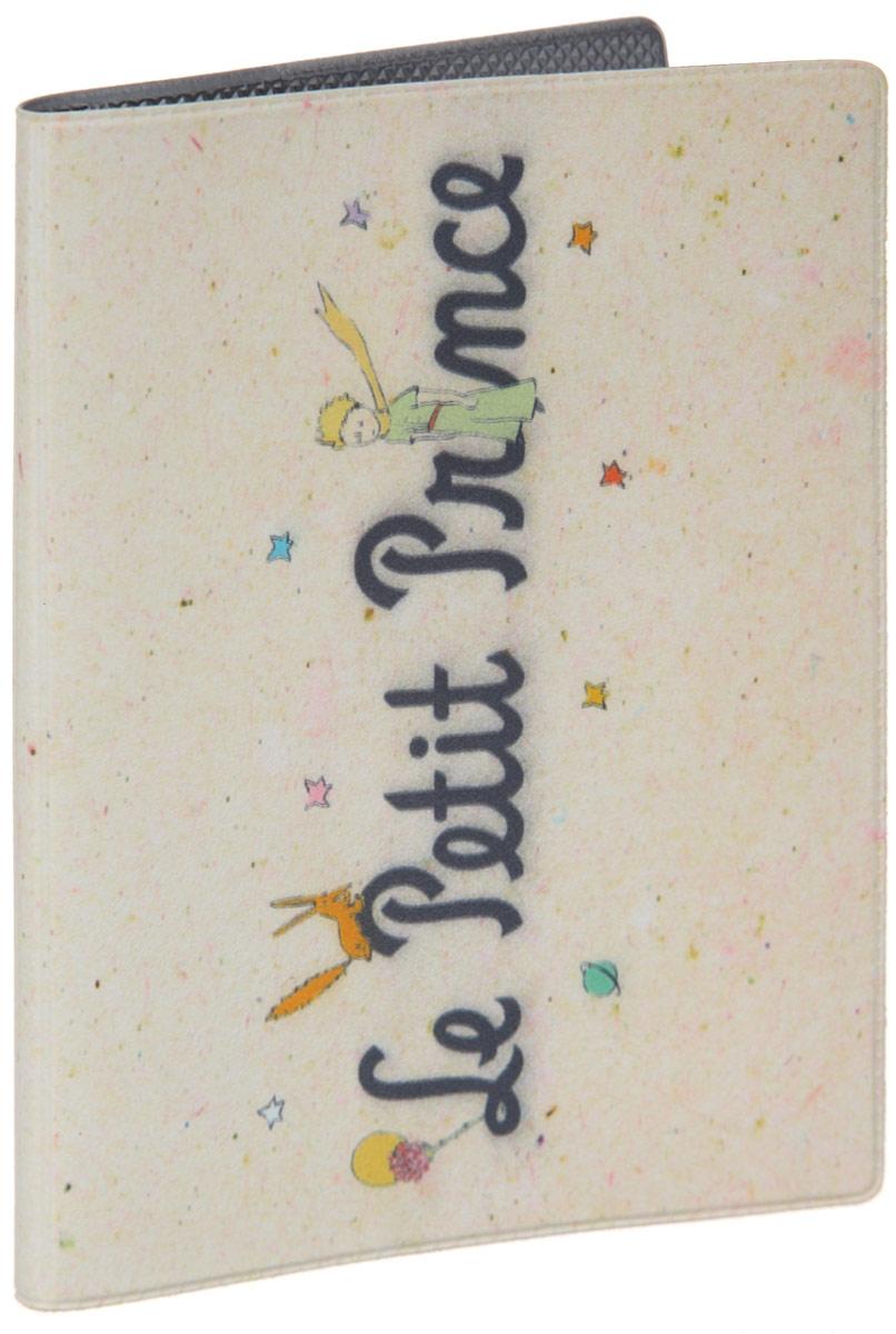 Обложка для автодокументов Le Petit Prince на бежевом. AUTOZAM247ДА-18/2+Н550Яркая обложка для автодокументов Mitya Veselkov Le Petit Prince на бежевом выполнена из поливинилхлорида и оформлена принтом с изображением героя из сказки.Изделие раскладывается пополам. Внутри расположены два накладных кармана из пластика и пластиковый вкладыш, состоящий из пяти файлов для автодокументов.Обложка для автодокументов поможет сохранить внешний вид ваших документов и защитить их от повреждений, а также станет стильным аксессуаром, который подчеркнет ваш образ.