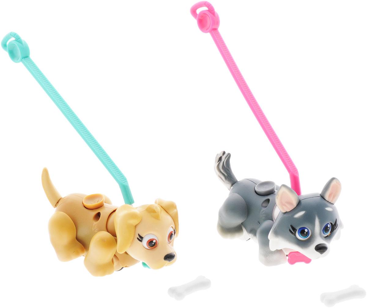 Pet Club Parade Игровой набор Собачки Хаски и Лабрадор