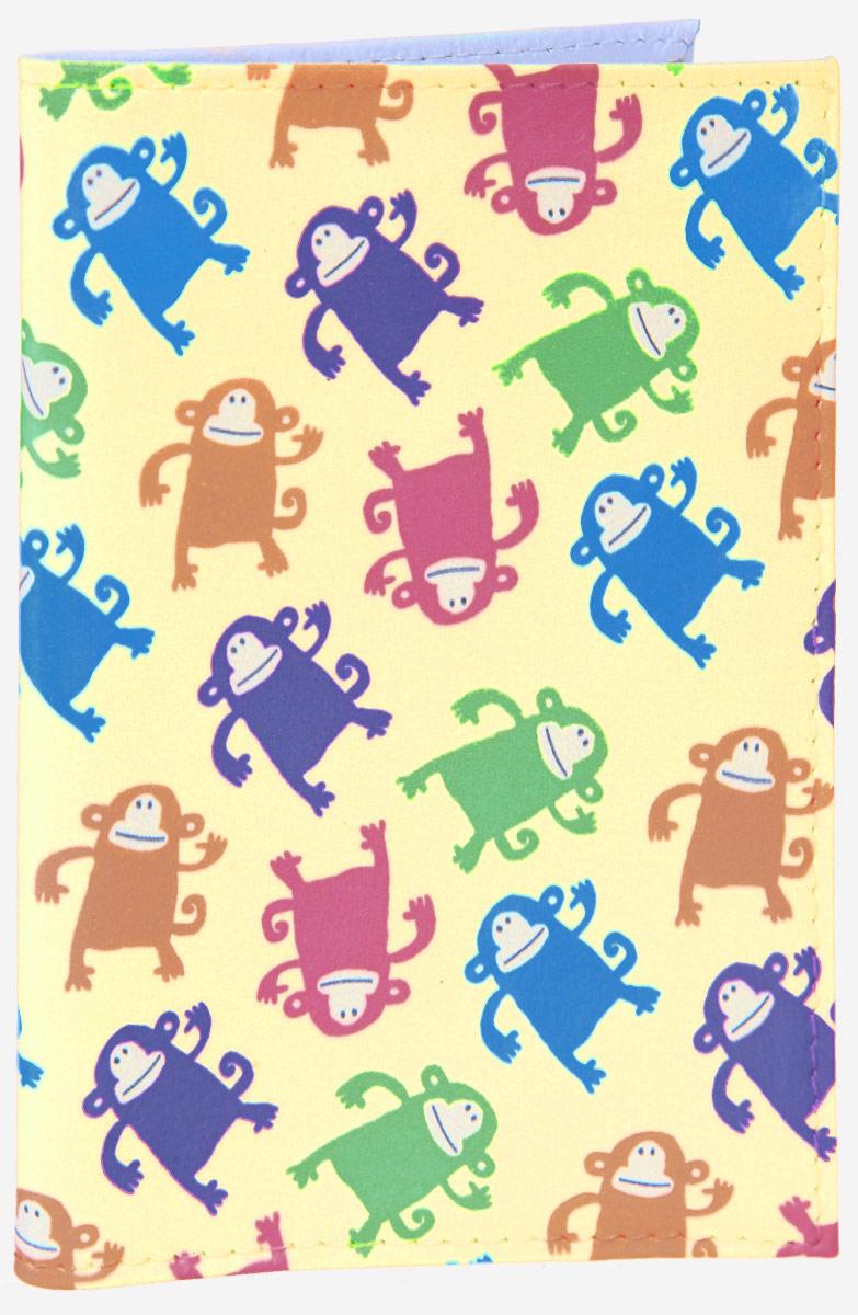 Обложка для автодокументов Смешные обезьянки. AUTO386ДА-18/2+Н550Яркая обложка для автодокументов Mitya Veselkov Смешные обезьянки выполнена из натуральной кожи и оформлена принтом с изображением обезьянок.Изделие раскладывается пополам. Внутри расположены два накладных кармана из пластика и пластиковый вкладыш, состоящий из пяти файлов для автодокументов.Обложка для автодокументов поможет сохранить внешний вид ваших документов и защитить их от повреждений, а также станет стильным аксессуаром, который подчеркнет ваш образ.