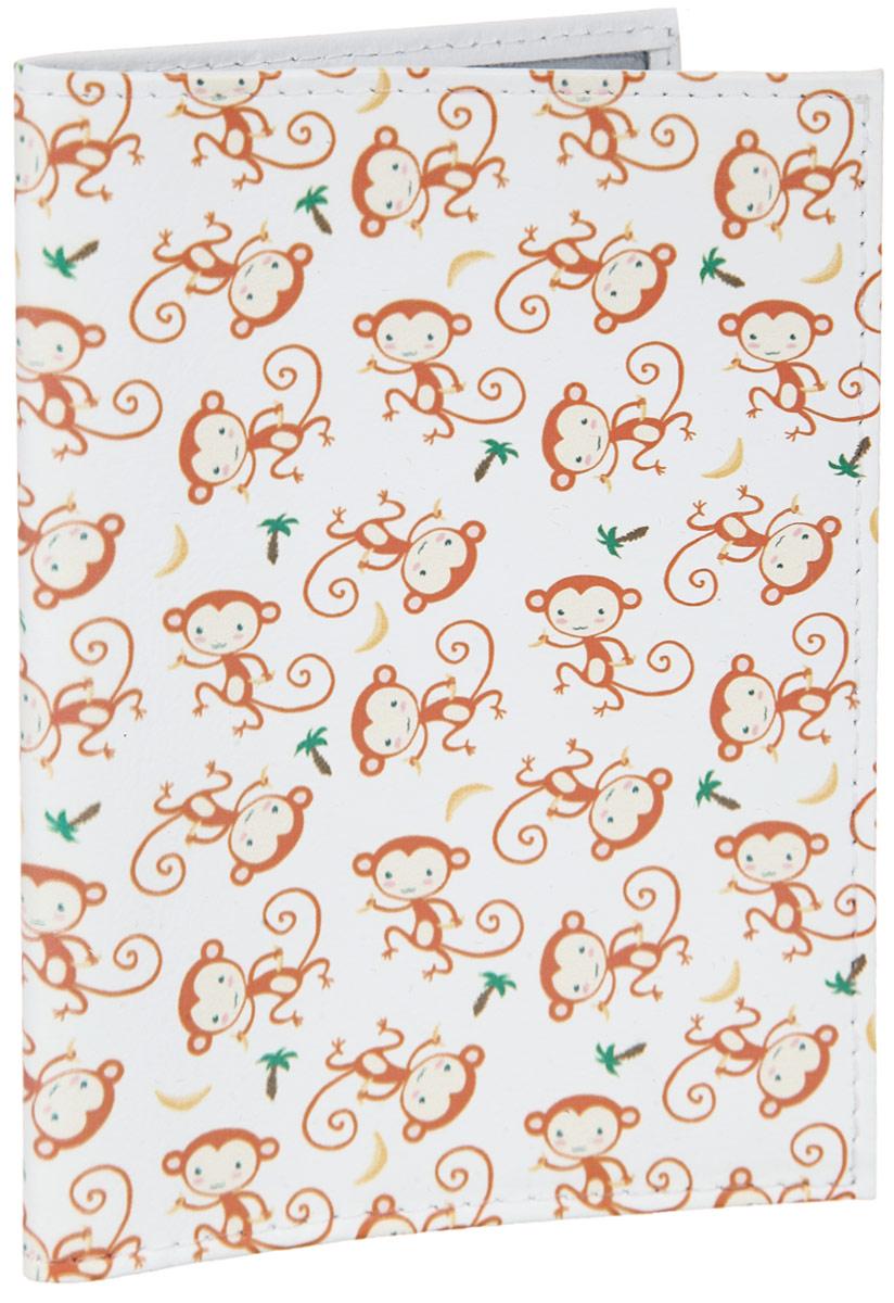 Обложка для автодокументов Красные обезьянки. AUTO383584.020.81 Royal BlueЯркая обложка для автодокументов Mitya Veselkov Красные обезьянки выполнена из натуральной кожи и оформлена принтом с изображением обезьянок.Изделие раскладывается пополам. Внутри расположены два накладных кармана из пластика и пластиковый вкладыш, состоящий из пяти файлов для автодокументов.Обложка для автодокументов поможет сохранить внешний вид ваших документов и защитить их от повреждений, а также станет стильным аксессуаром, который подчеркнет ваш образ.
