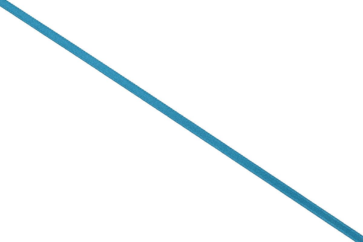 Лента атласная Prym, цвет: морская волна, ширина 3 мм, длина 50 м19201Атласная лента Prym изготовлена из 100% полиэстера. Область применения атласной ленты весьма широка. Изделие предназначено для оформления цветочных букетов, подарочных коробок, пакетов. Кроме того, она с успехом применяется для художественного оформления витрин, праздничного оформления помещений, изготовления искусственных цветов. Ее также можно использовать для творчества в различных техниках, таких как скрапбукинг, оформление аппликаций, для украшения фотоальбомов, подарков, конвертов, фоторамок, открыток и многого другого.Ширина ленты: 3 мм.Длина ленты: 50 м.