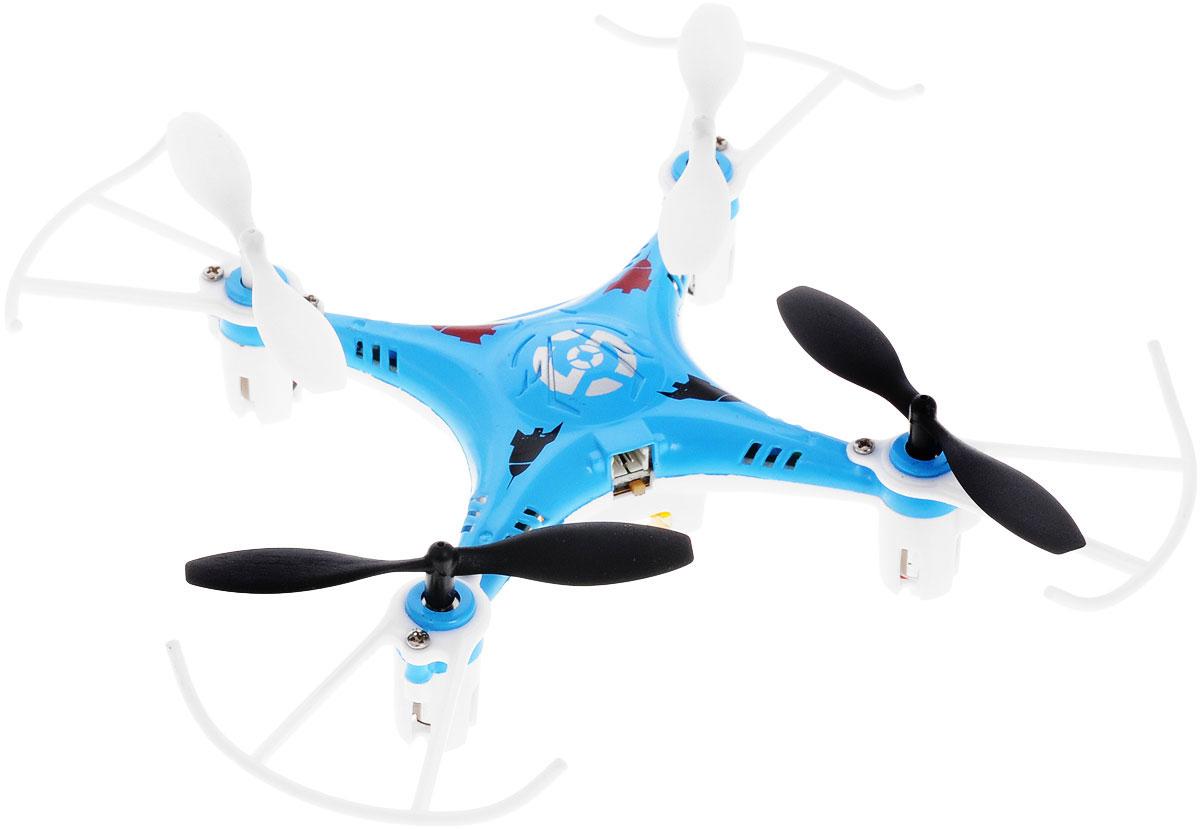 Bayang Toy Квадрокоптер на радиоуправлении X7 цвет синий