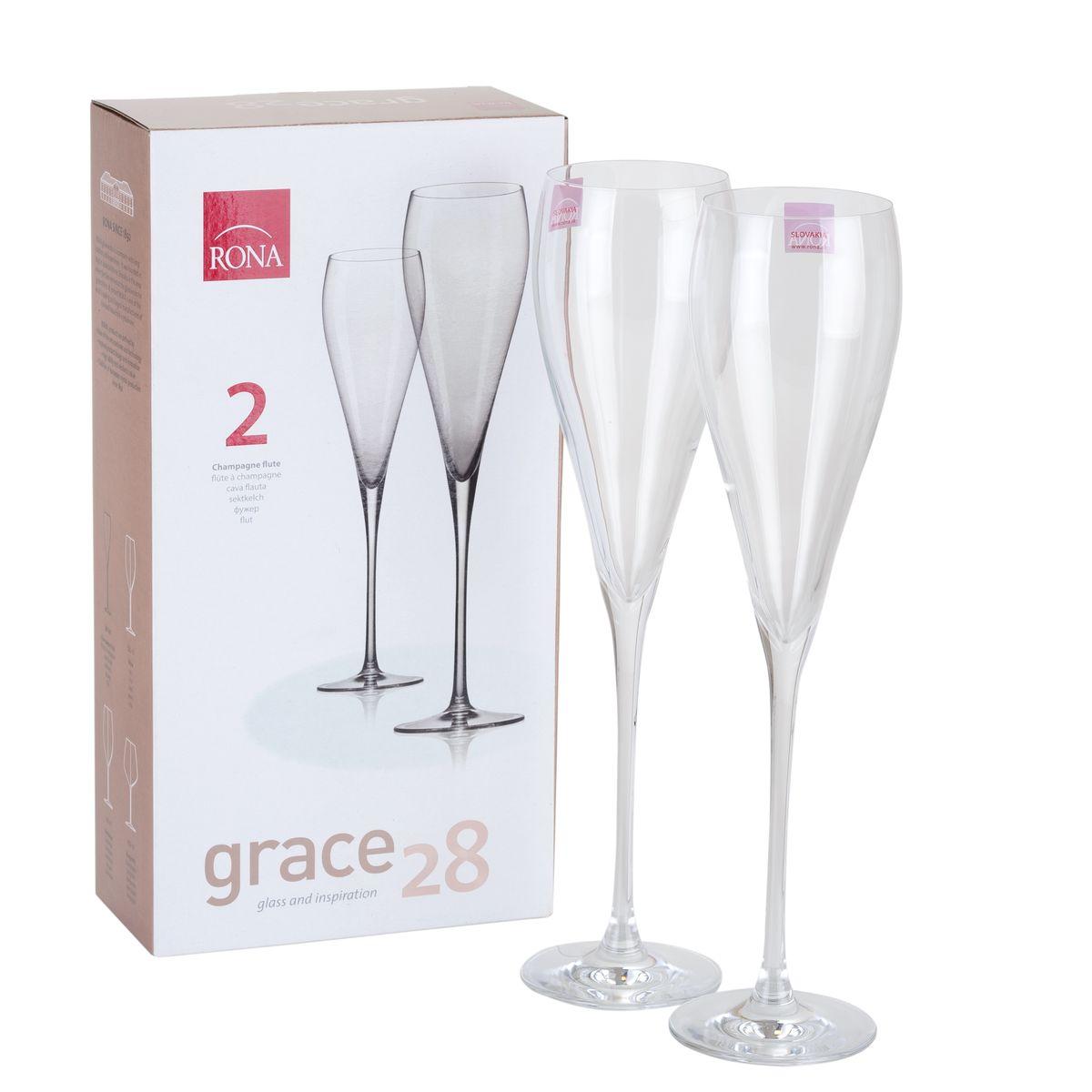Бокал для вина упаковка 2 шт.Grace 280 мл. 6835/0/280VT-1520(SR)Бокал для вина упаковка 2 шт. GRACE 280 мл.6835/0/280