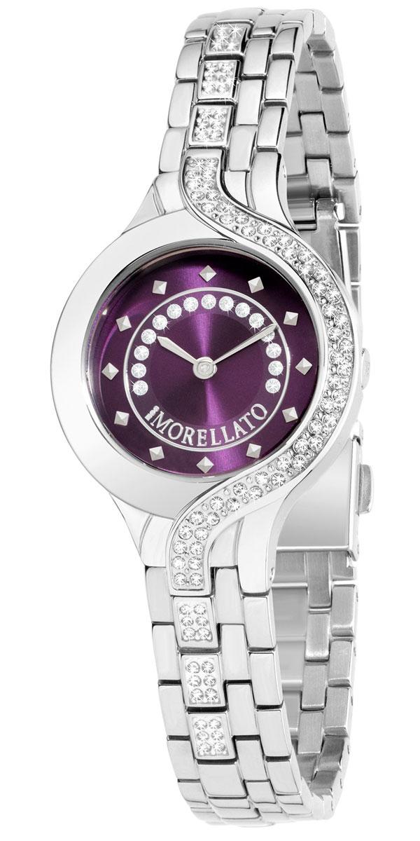 Наручные часы женские Morellato Burano, цвет: cеребристый. R0153117512BM8434-58AEЧасы наручные Morellato R0153117512