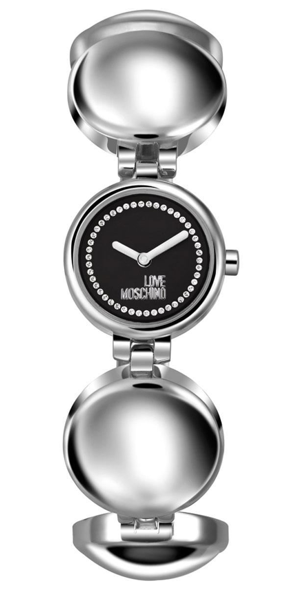 Наручные часы женские Moschino Ball Chic, цвет: серебристый. MW0437BM8434-58AEЧасы наручные Moschino MW0437