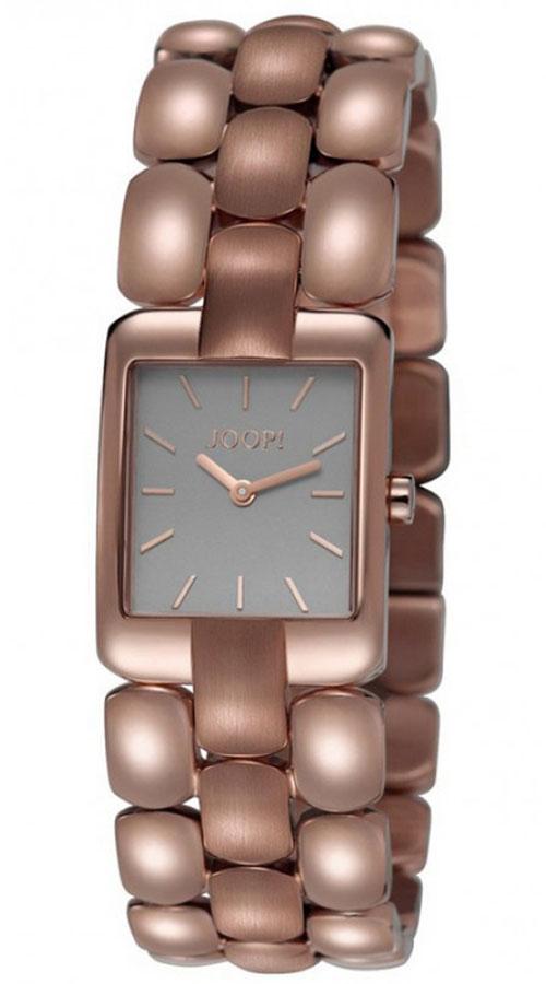 Наручные часы женские JOOP! Susan, цвет: розовый. JP101472003BM8434-58AEЧасы наручные Joop! JP101472003