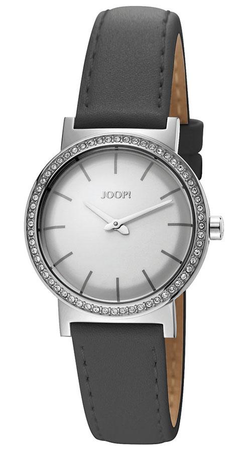 Наручные часы женские JOOP! Origin Ladies, цвет: черный. JP101252F01BM8434-58AEЧасы наручные Joop! JP101252F01