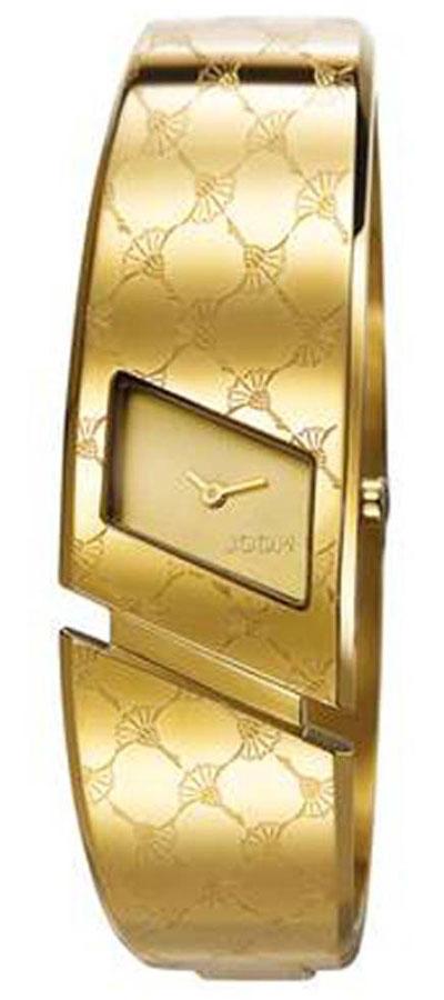 Наручные часы женские JOOP! Angular, цвет: желтый. JP101302F03BM8434-58AEЧасы наручные Joop! JP101302F03