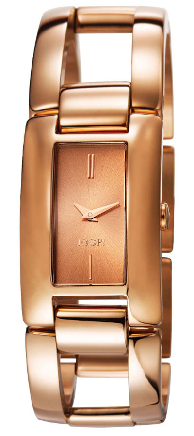 Наручные часы женские JOOP! Marvello, цвет: розовый. JP101222F05BM8434-58AEЧасы наручные Joop! JP101222F05