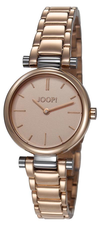 Наручные часы женские JOOP! Martha, цвет: золотой, серебристый. JP101542004BM8434-58AEЧасы наручные Joop! JP101542004